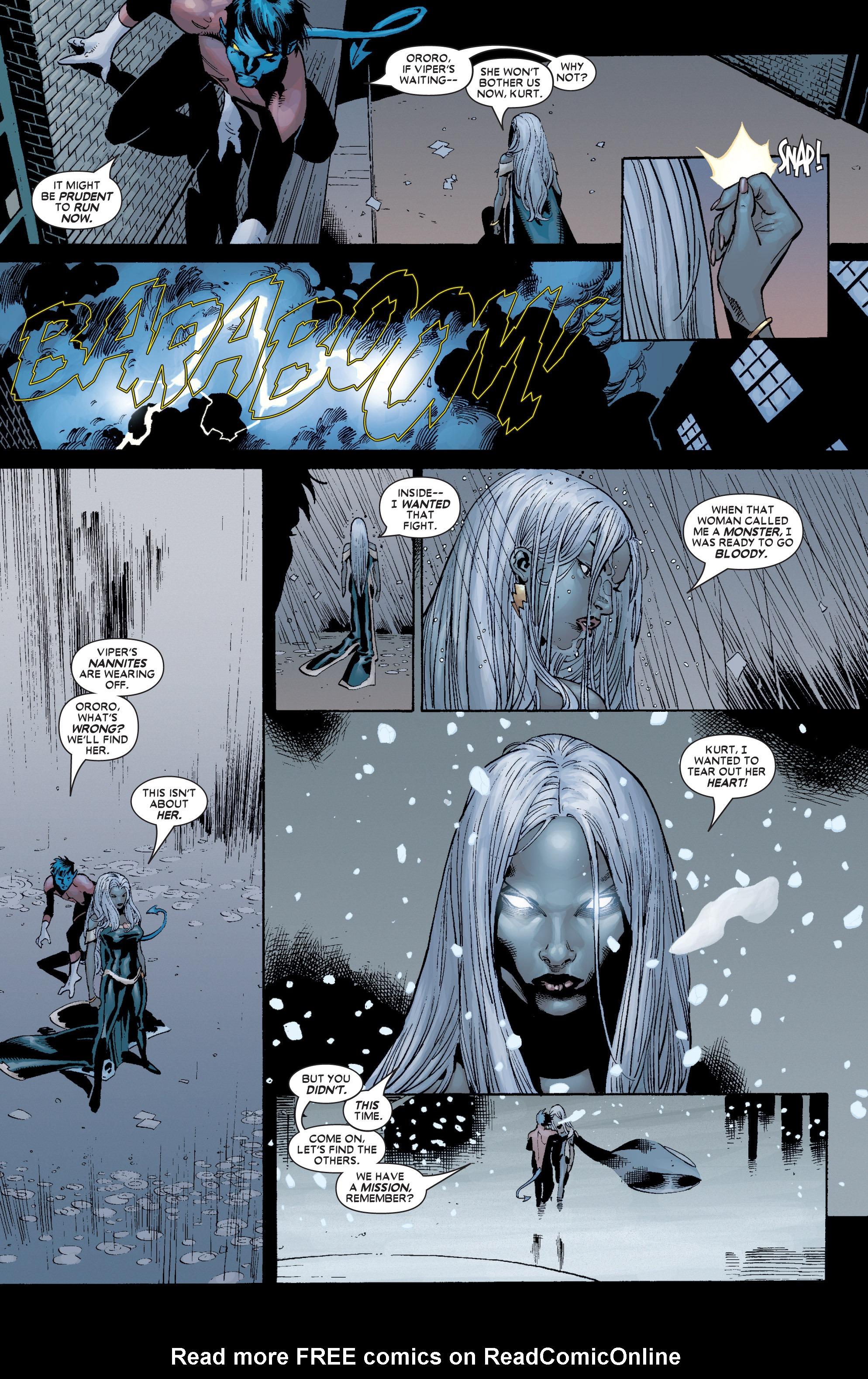 Read online Uncanny X-Men (1963) comic -  Issue #449 - 14
