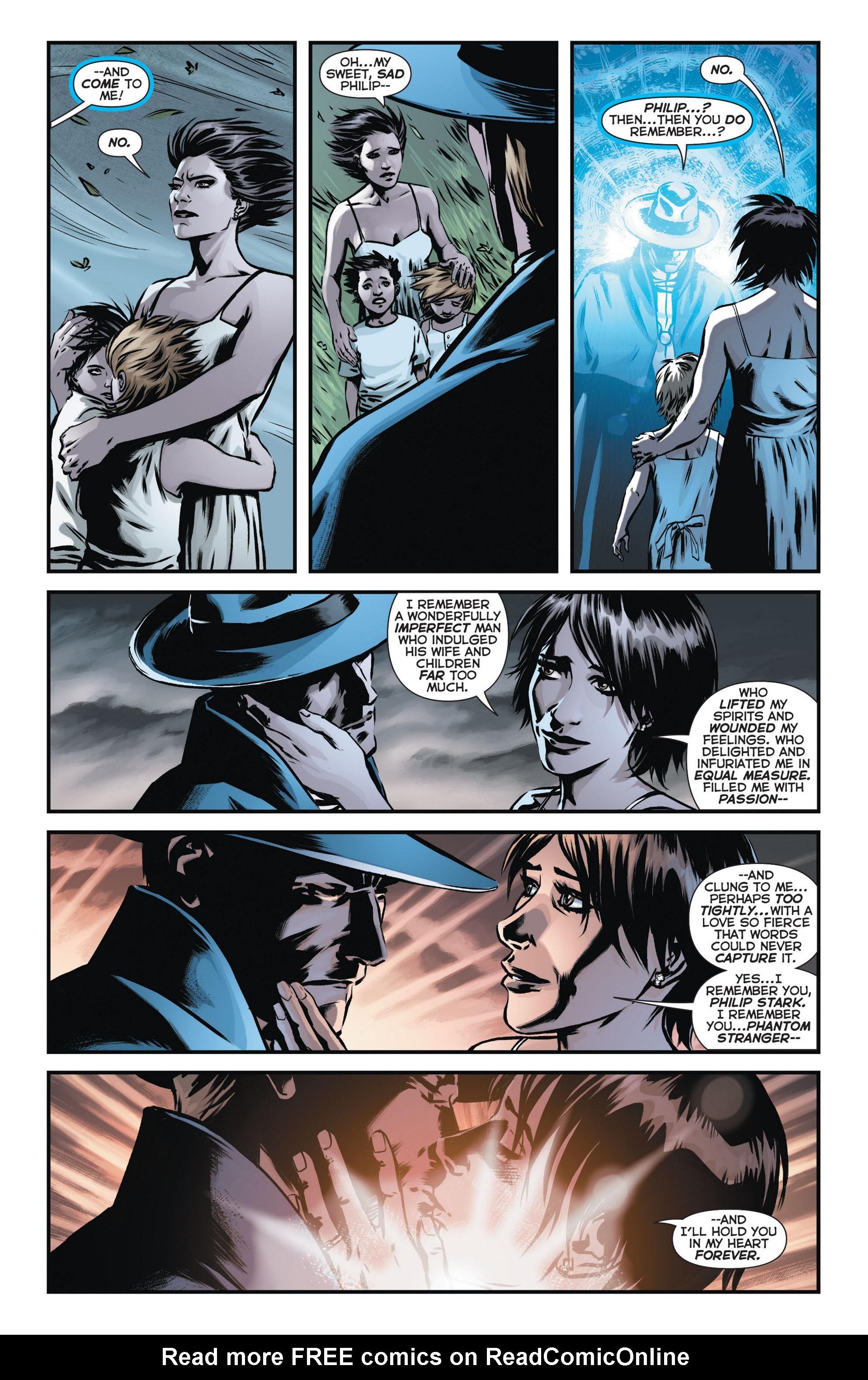Read online Trinity of Sin: The Phantom Stranger comic -  Issue #10 - 16