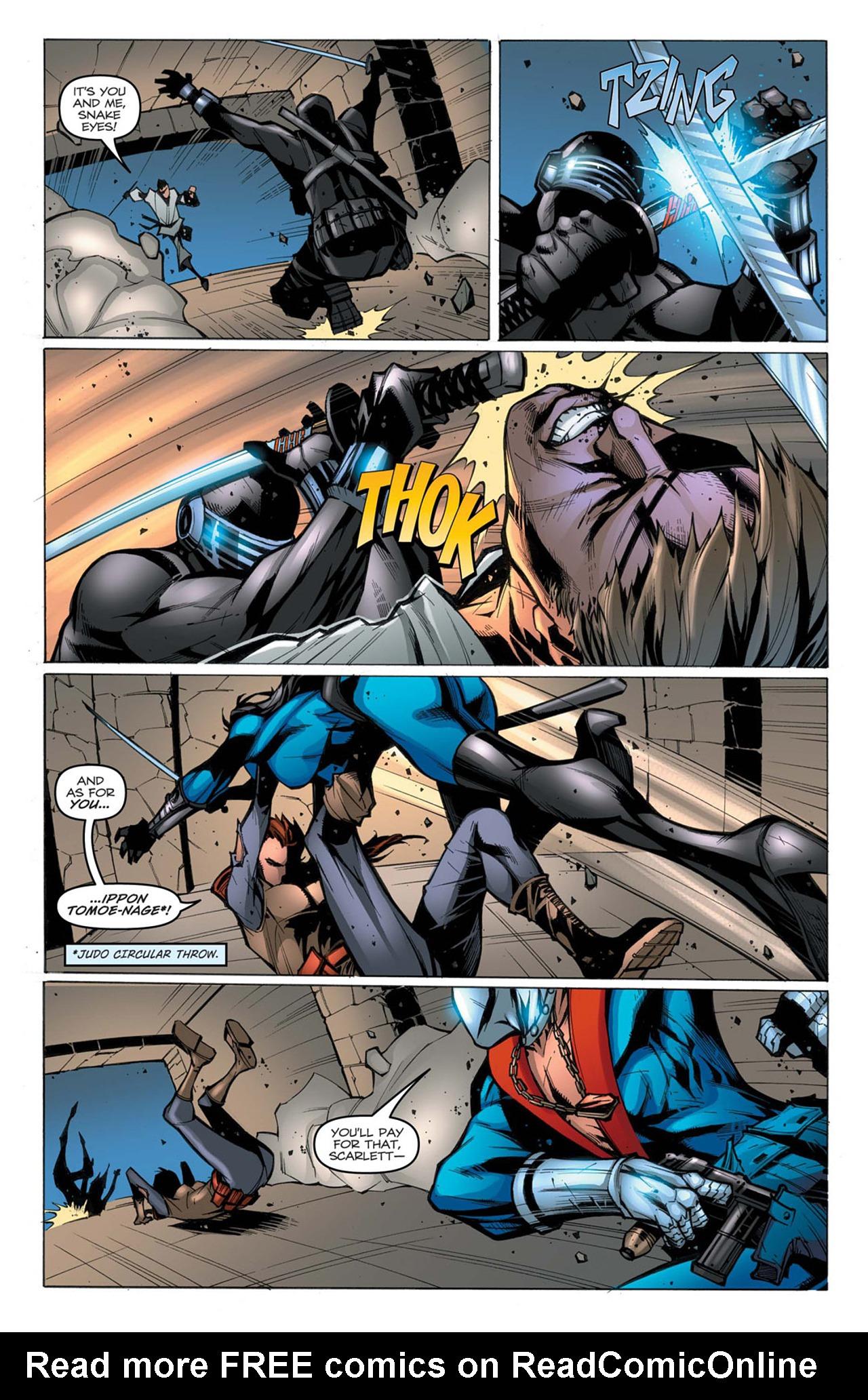 G.I. Joe: A Real American Hero 159 Page 10