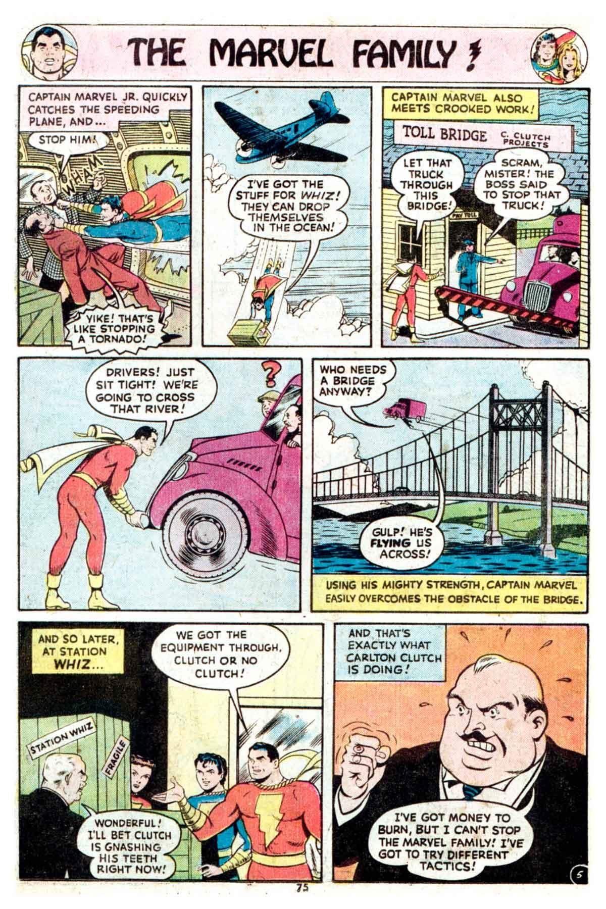 Read online Shazam! (1973) comic -  Issue #16 - 75