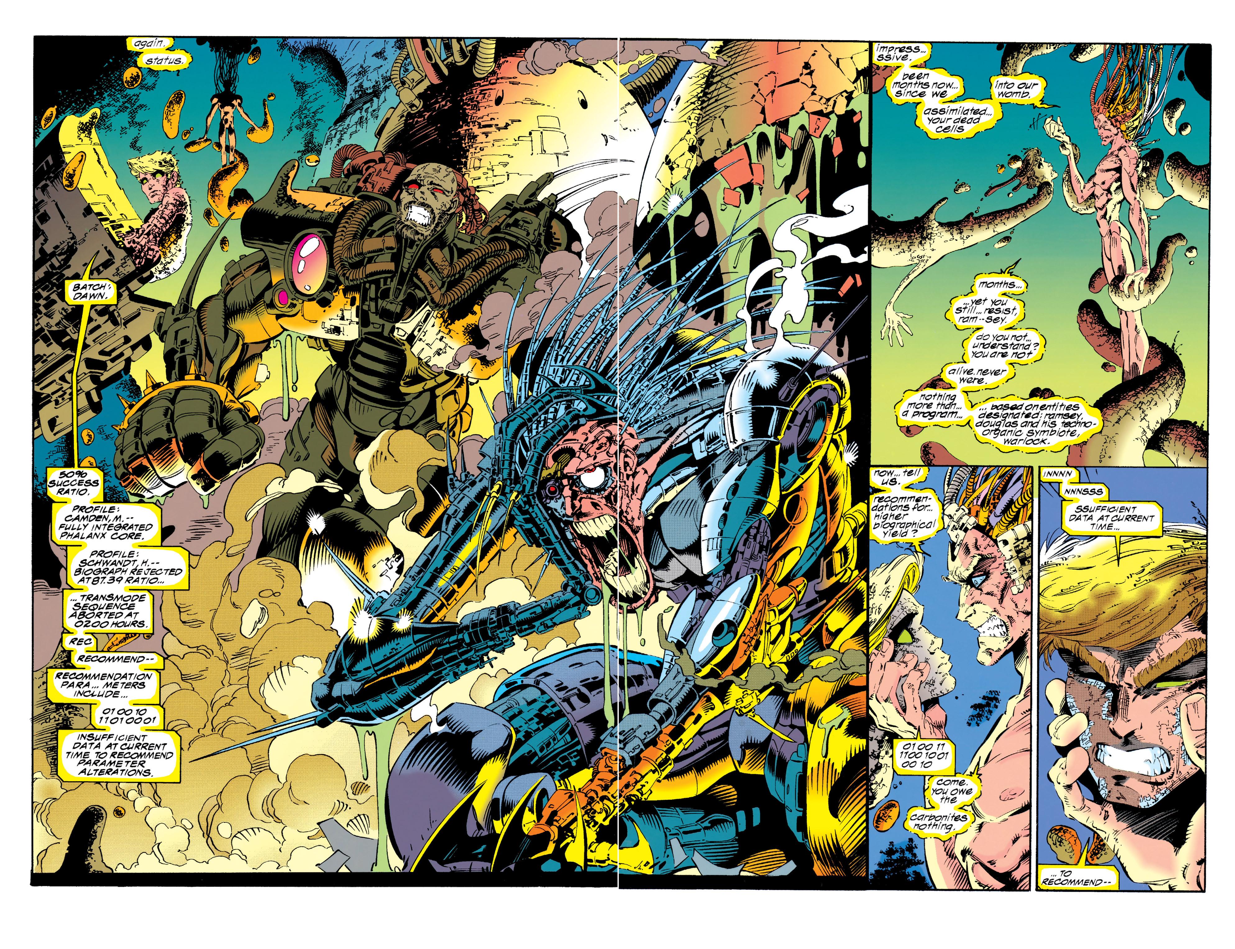 Read online Uncanny X-Men (1963) comic -  Issue #313 - 14