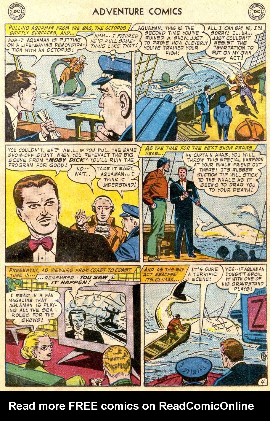 Read online Adventure Comics (1938) comic -  Issue #235 - 21