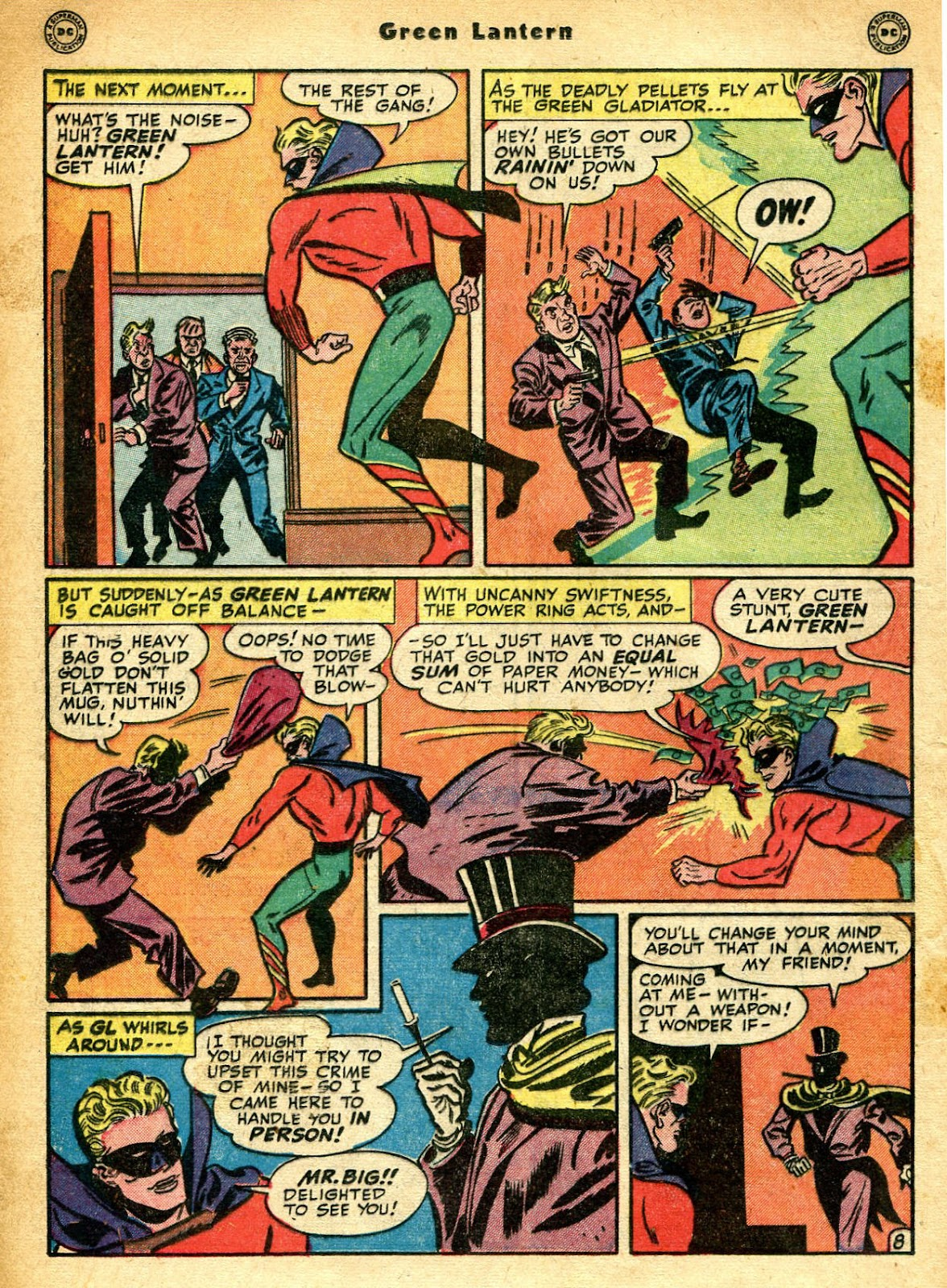 Green Lantern (1941) Issue #33 #33 - English 25