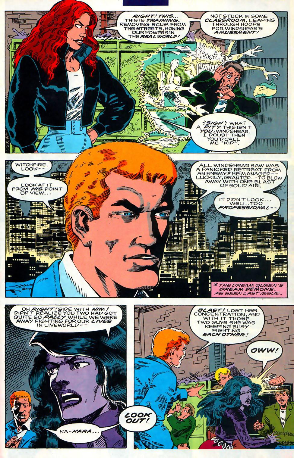 Read online Alpha Flight (1983) comic -  Issue #110 - 15