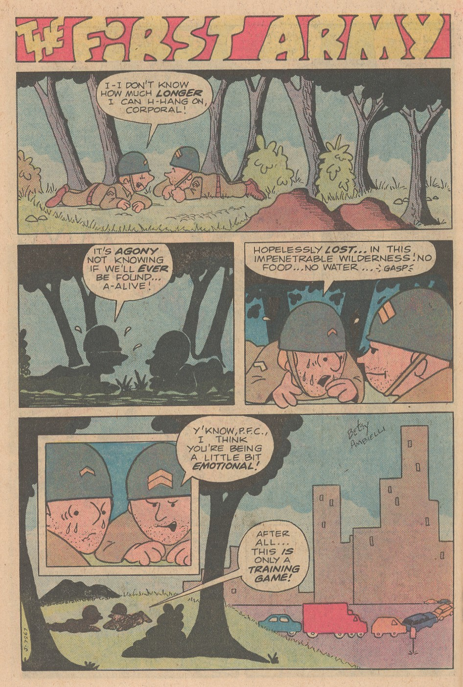 Read online Sgt. Rock comic -  Issue #353 - 14