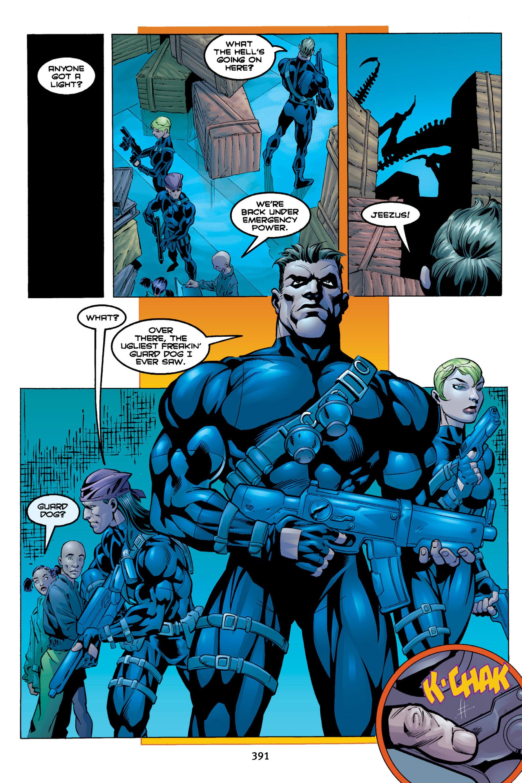 Read online Aliens vs. Predator Omnibus comic -  Issue # _TPB 2 Part 4 - 55