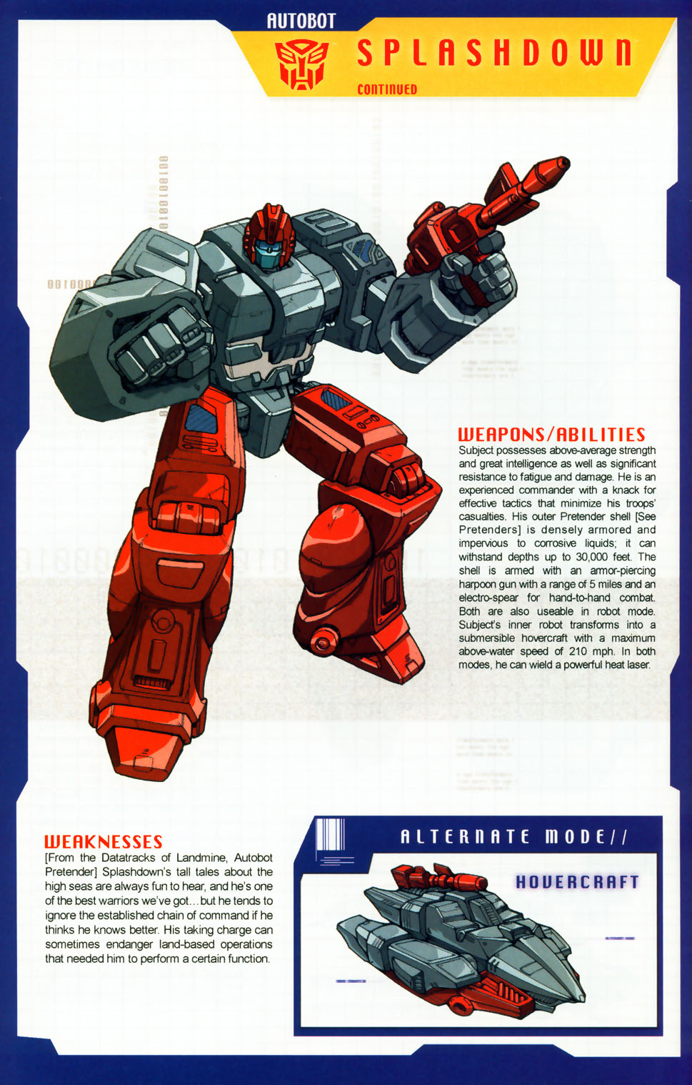Read online Transformers: More than Meets the Eye comic -  Issue #6 - 37