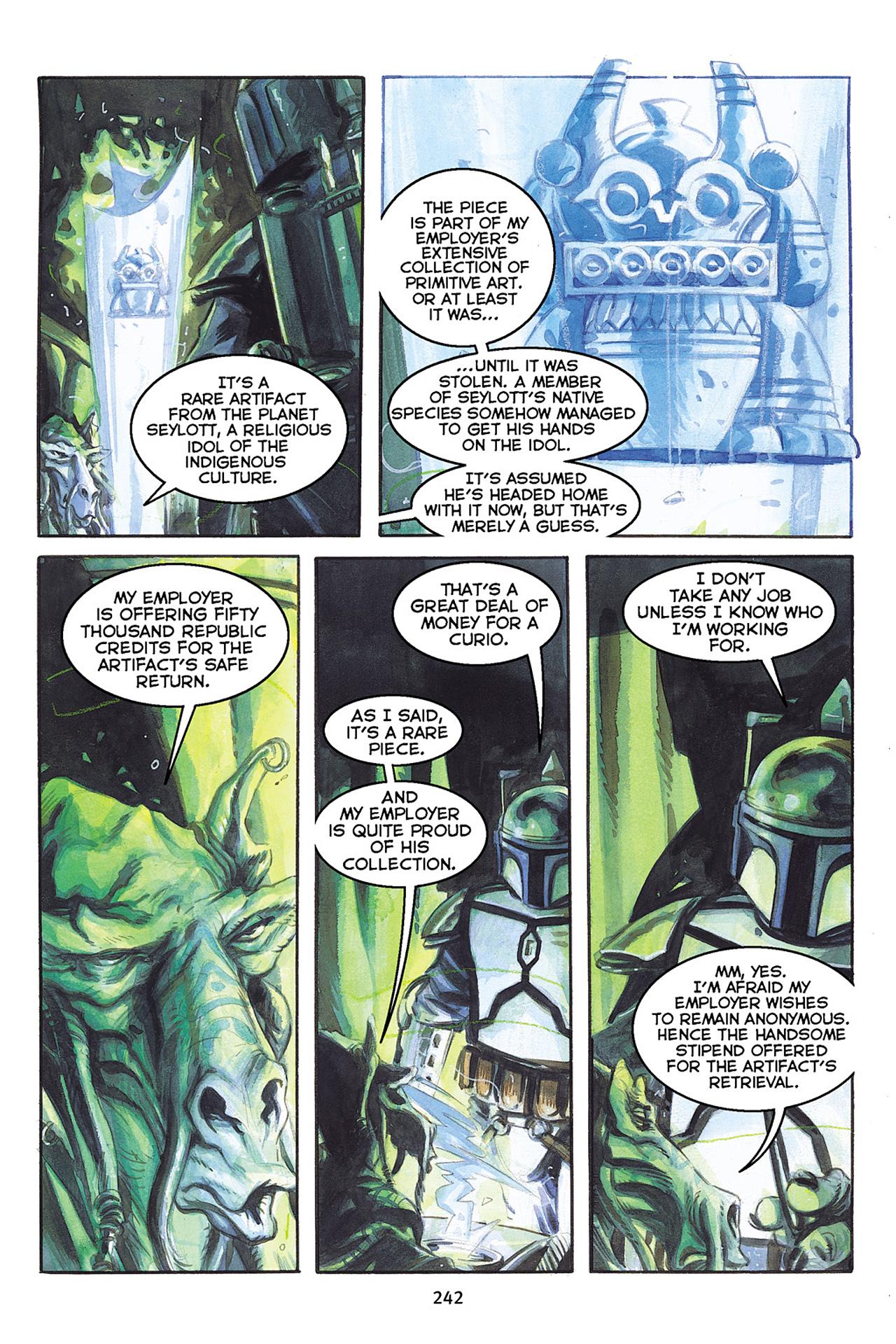 Read online Star Wars Omnibus comic -  Issue # Vol. 10 - 240