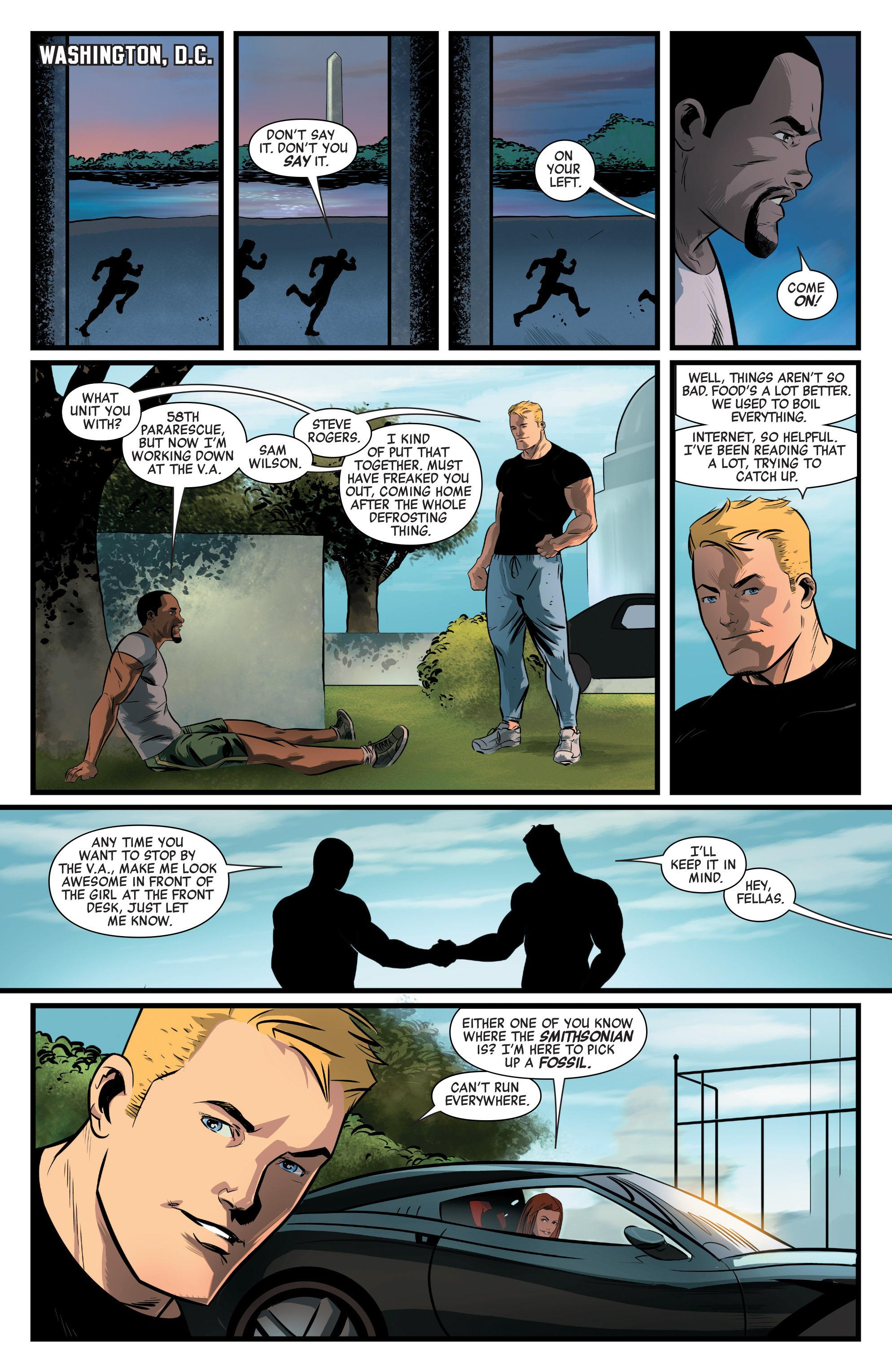 Read online Captain America: Civil War Prelude comic -  Issue #3 - 3