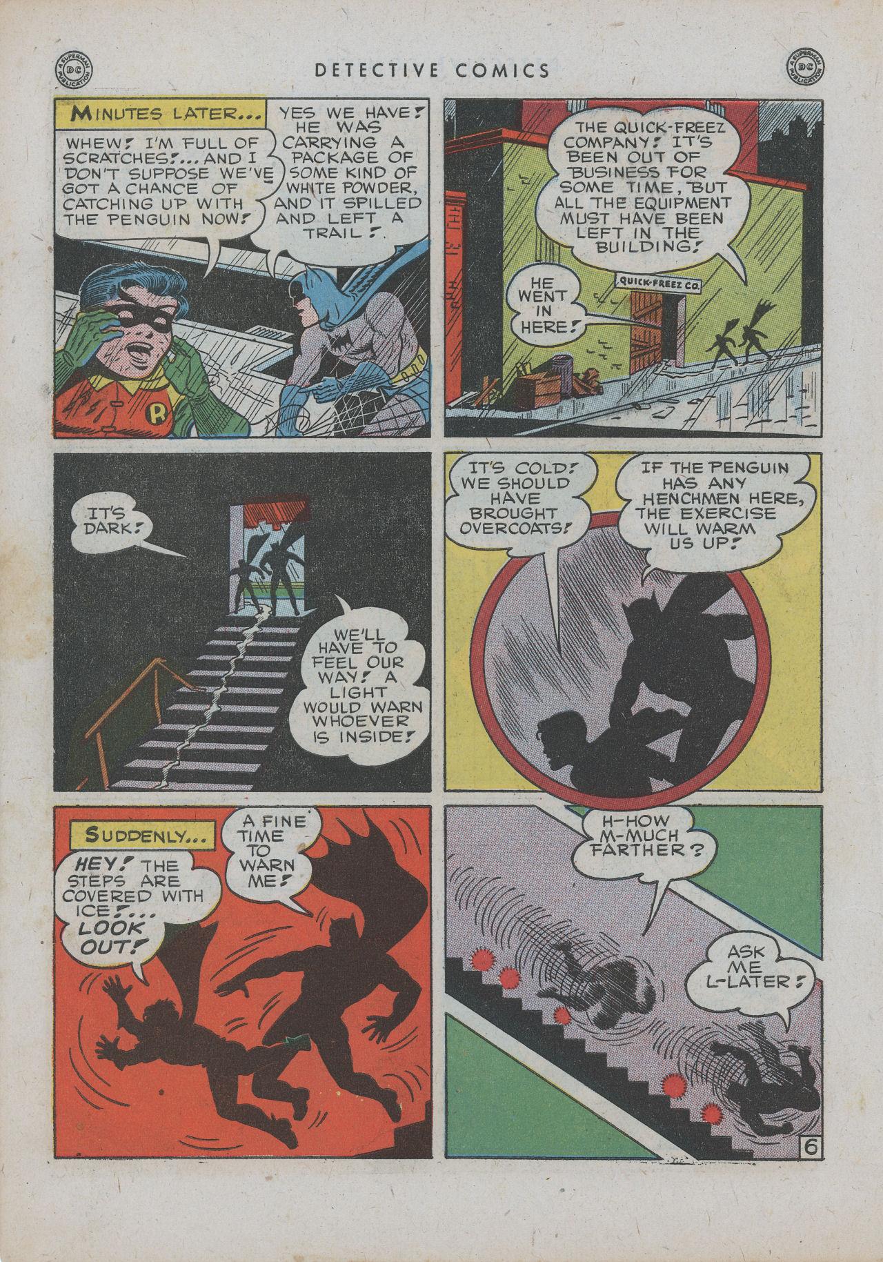 Read online Detective Comics (1937) comic -  Issue #99 - 9