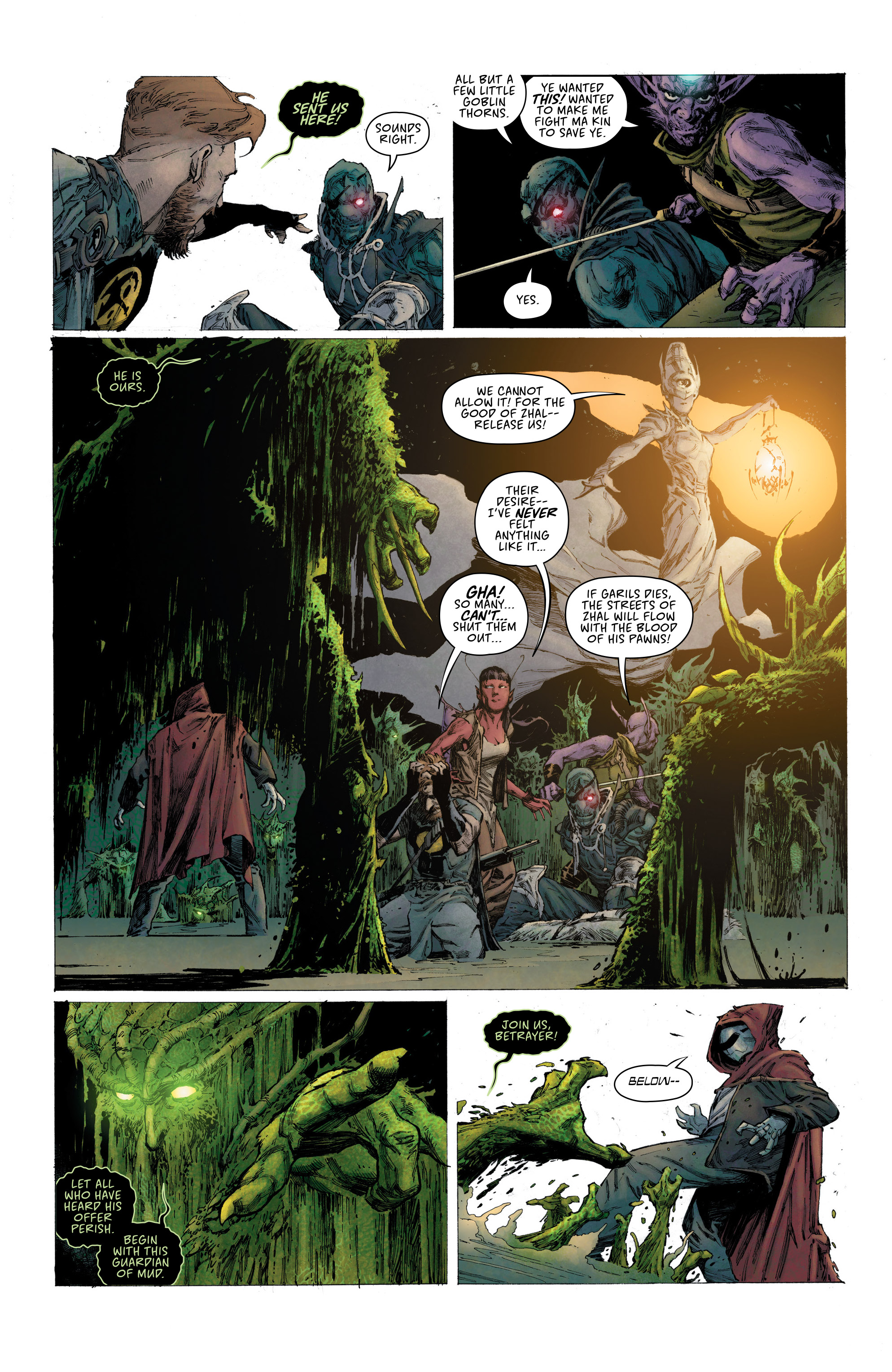 Read online Seven To Eternity comic -  Issue #6 - 11
