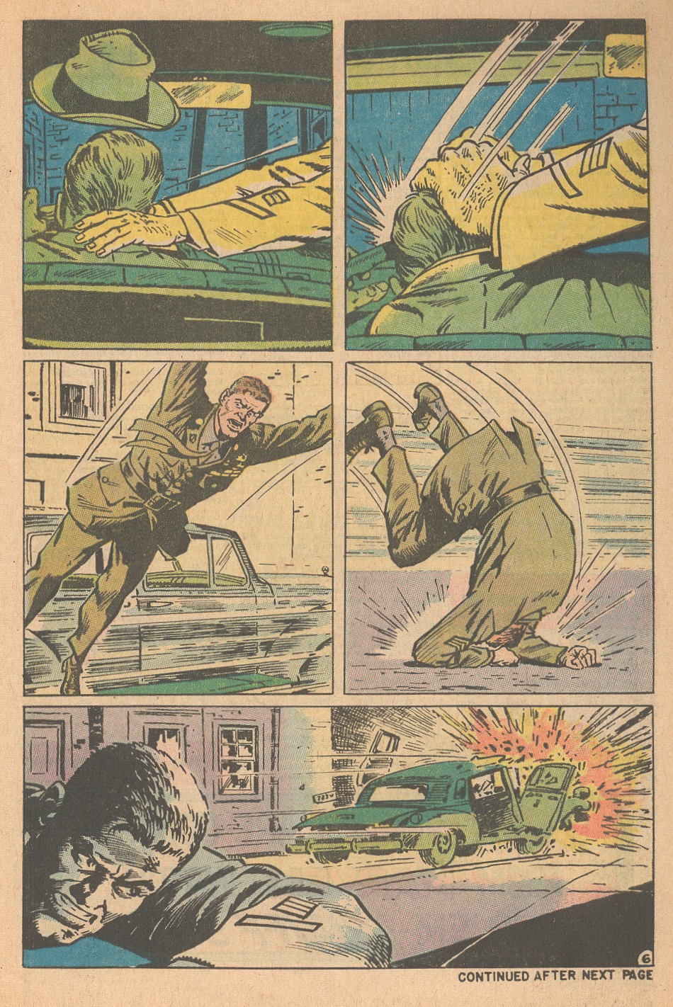 Read online Sgt. Fury comic -  Issue #68 - 9