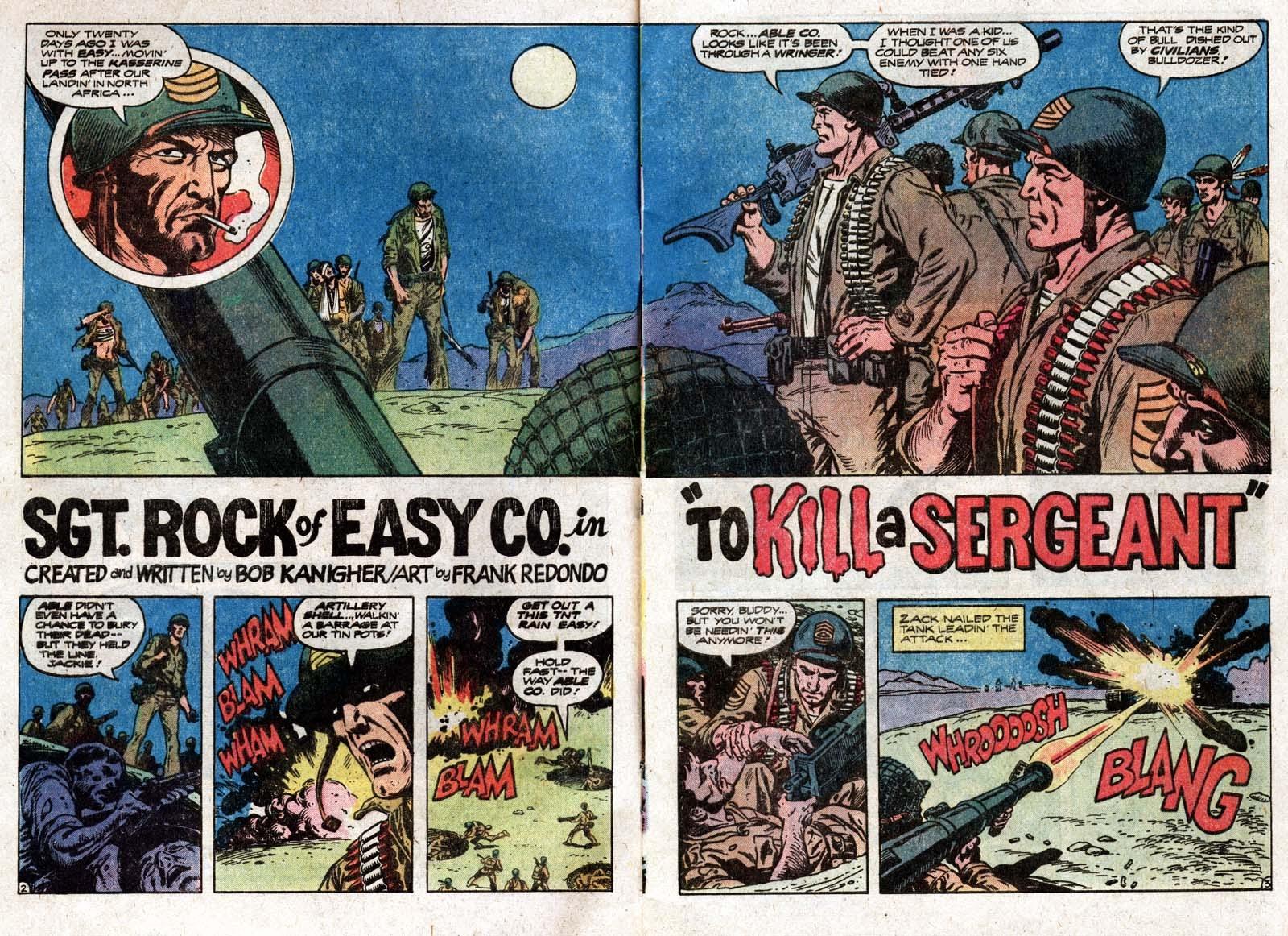 Read online Sgt. Rock comic -  Issue #319 - 5