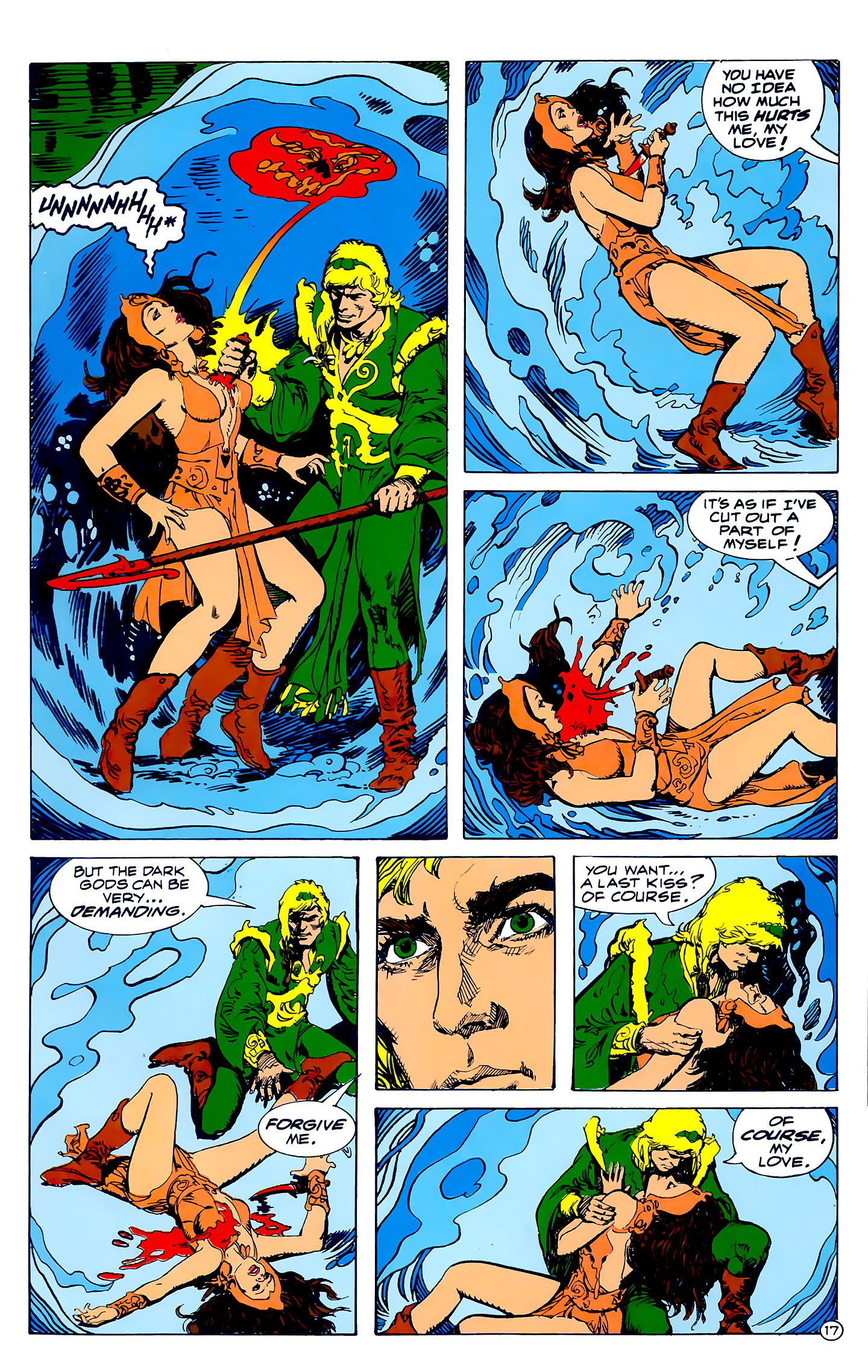 Read online Atlantis Chronicles comic -  Issue #2 - 17