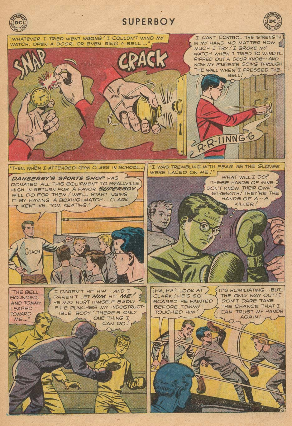 Superboy (1949) issue 72 - Page 16