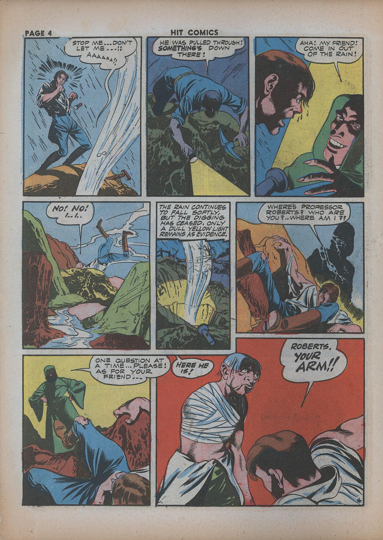 Read online Hit Comics comic -  Issue #26 - 6