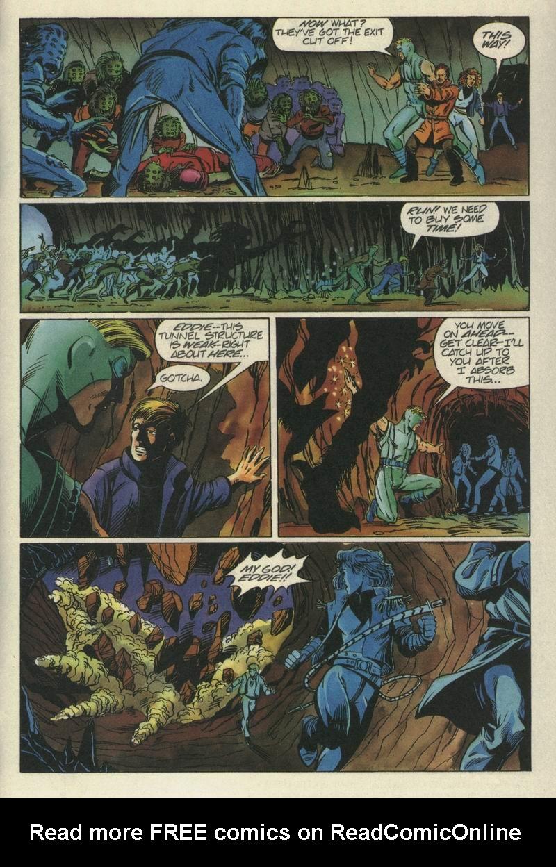 Read online Secret Weapons comic -  Issue #6 - 21