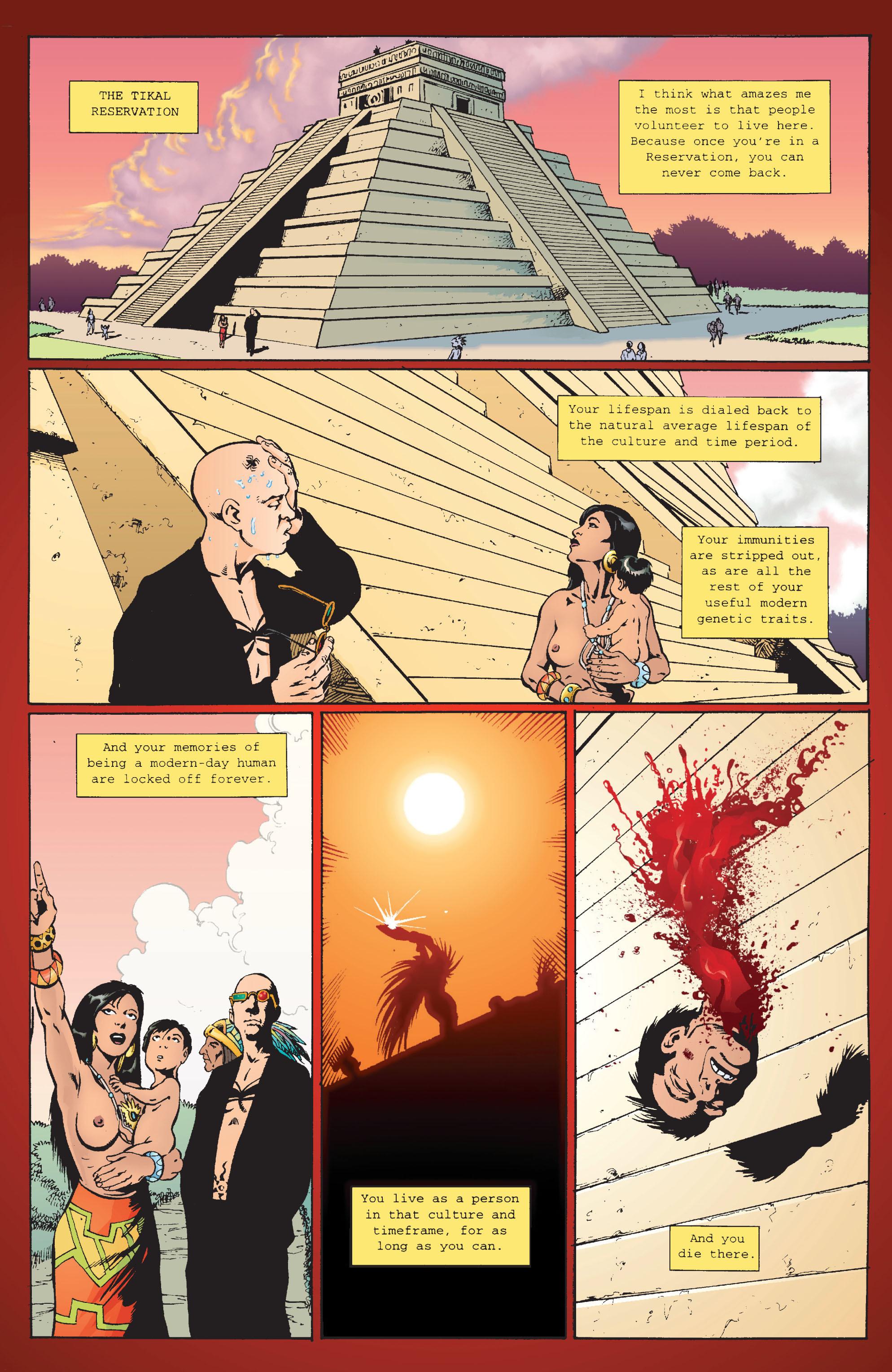 Read online Transmetropolitan comic -  Issue #9 - 17