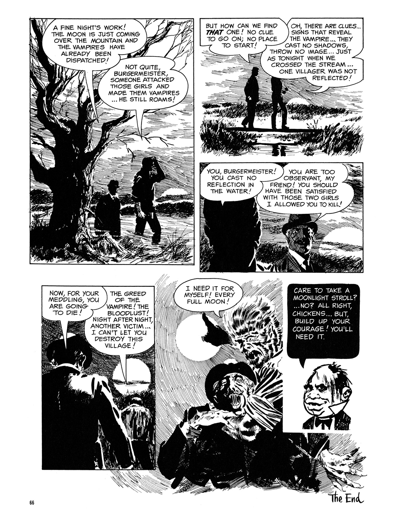 Read online Eerie Archives comic -  Issue # TPB 5 - 67
