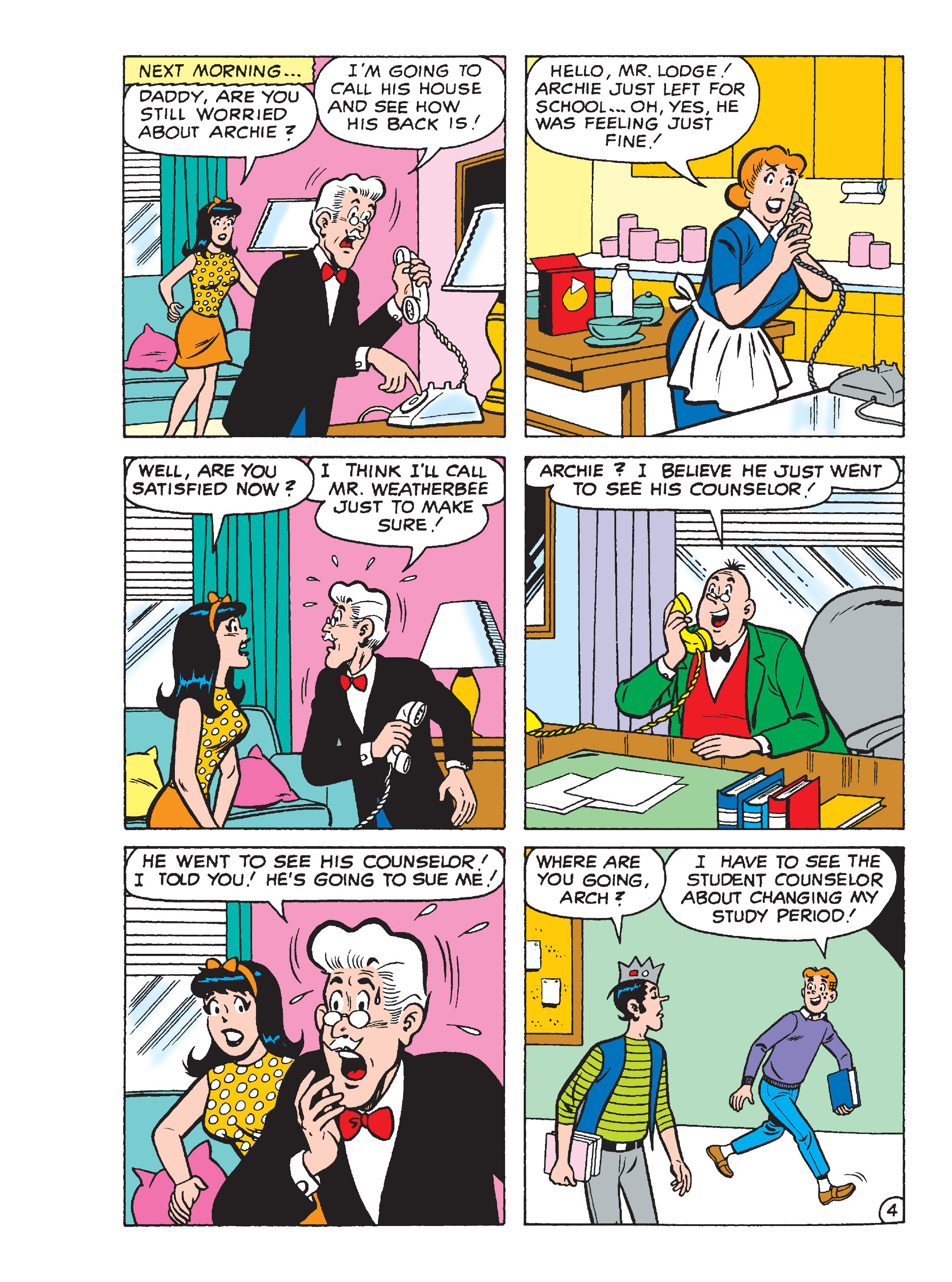 Read online World of Archie Double Digest comic -  Issue #55 - 22