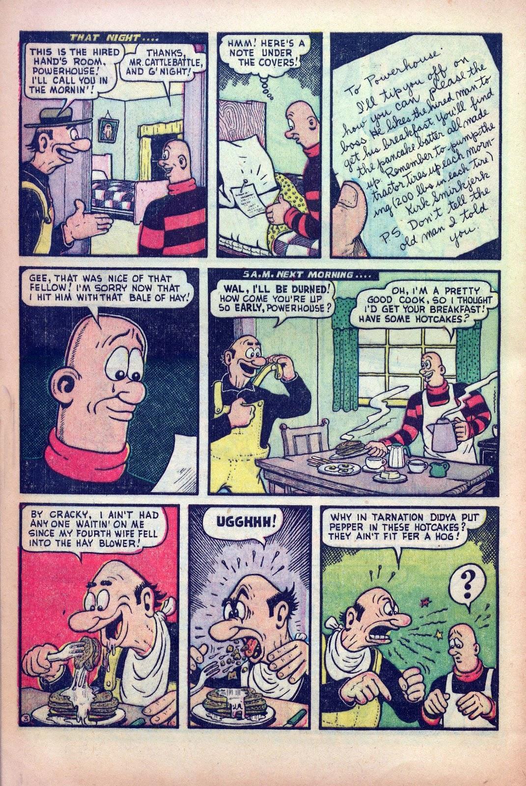 Read online Joker Comics comic -  Issue #25 - 42