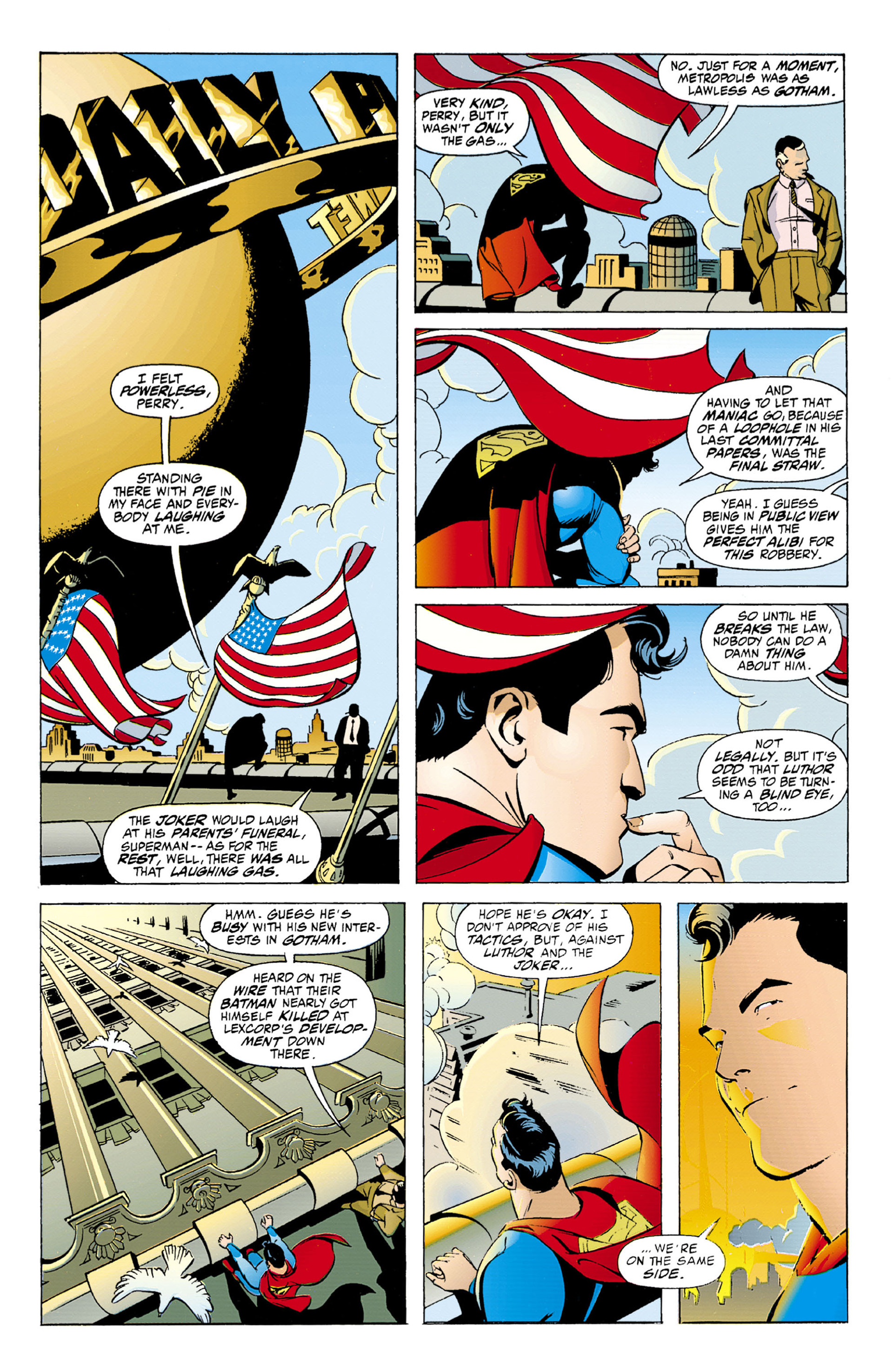 Read online World's Finest (1990) comic -  Issue #1 - 40