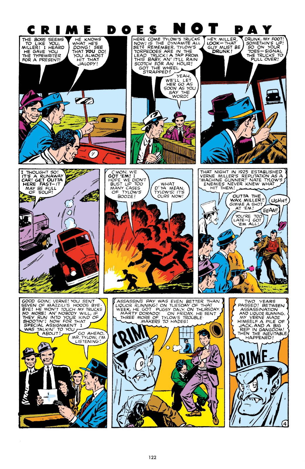 Read online Crime Does Not Pay Archives comic -  Issue # TPB 10 (Part 2) - 23