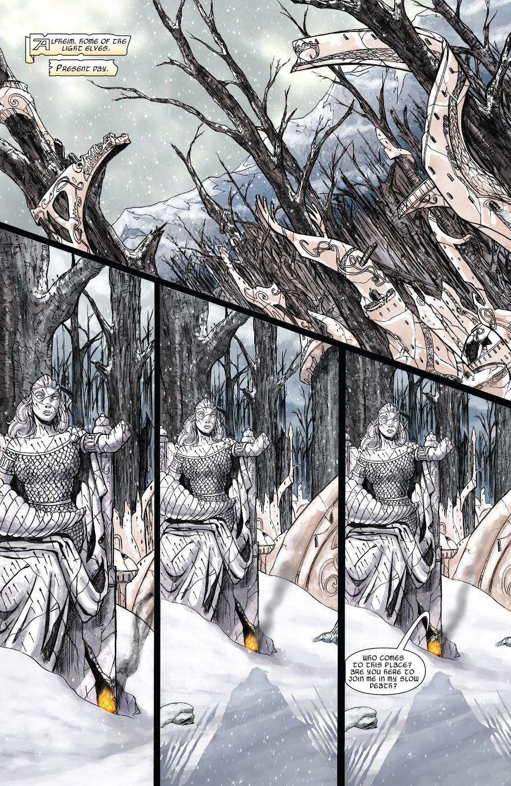 Read online Thor: Ragnaroks comic -  Issue # TPB (Part 2) - 80