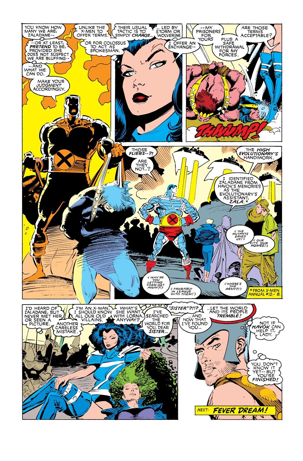 Uncanny X-Men (1963) issue 249 - Page 24