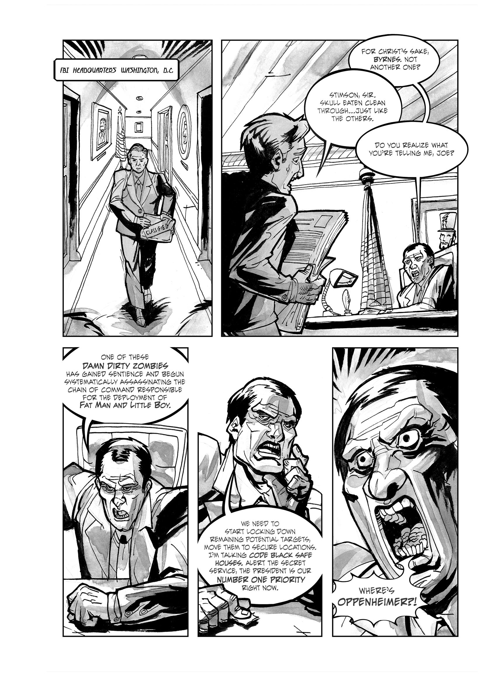 Read online FUBAR comic -  Issue #2 - 166