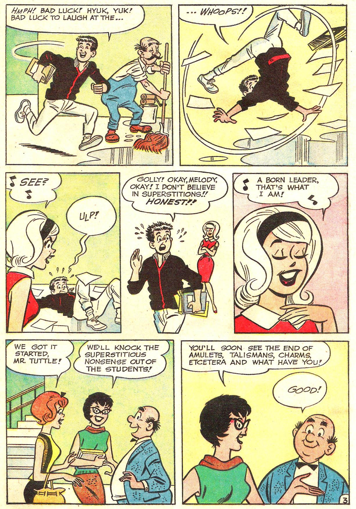 Read online She's Josie comic -  Issue #4 - 5