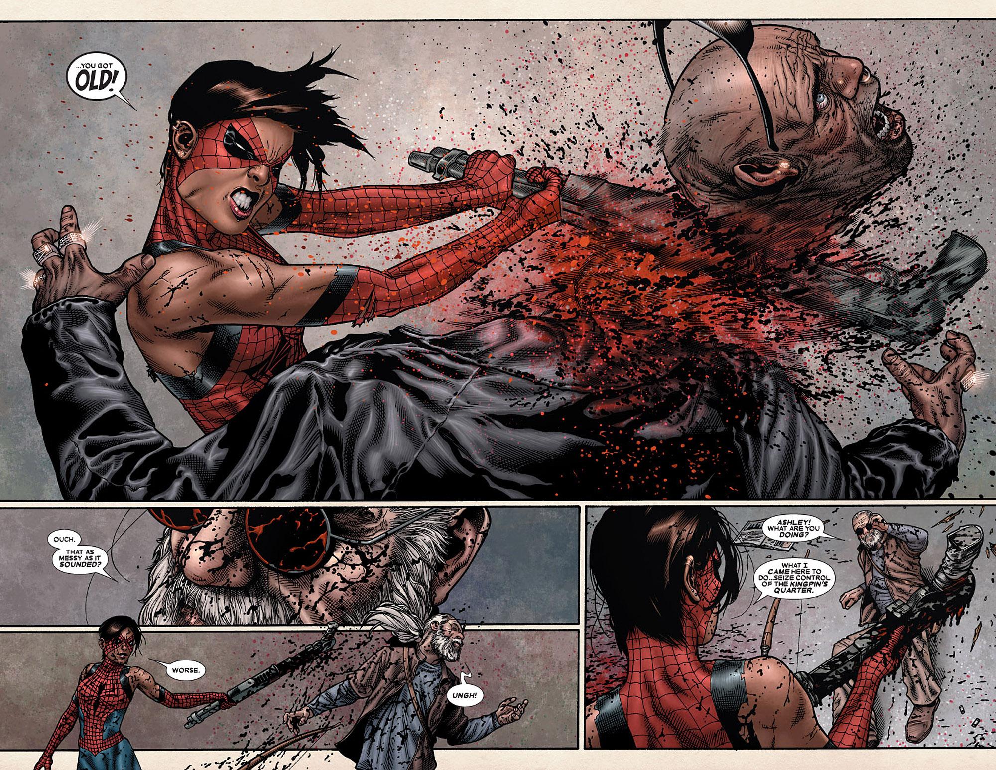 Read online Wolverine: Old Man Logan comic -  Issue # Full - 67