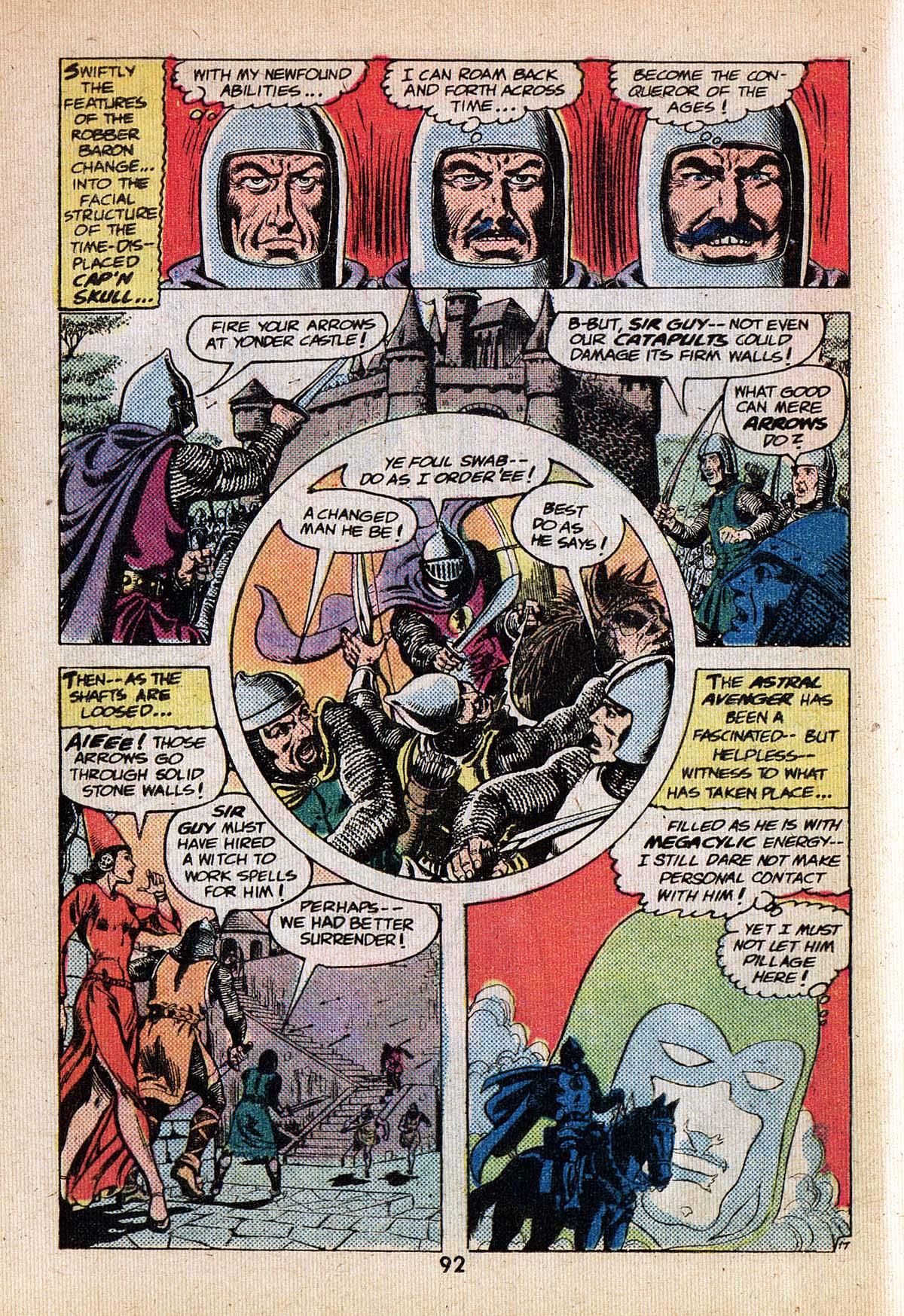 Read online Adventure Comics (1938) comic -  Issue #494 - 92