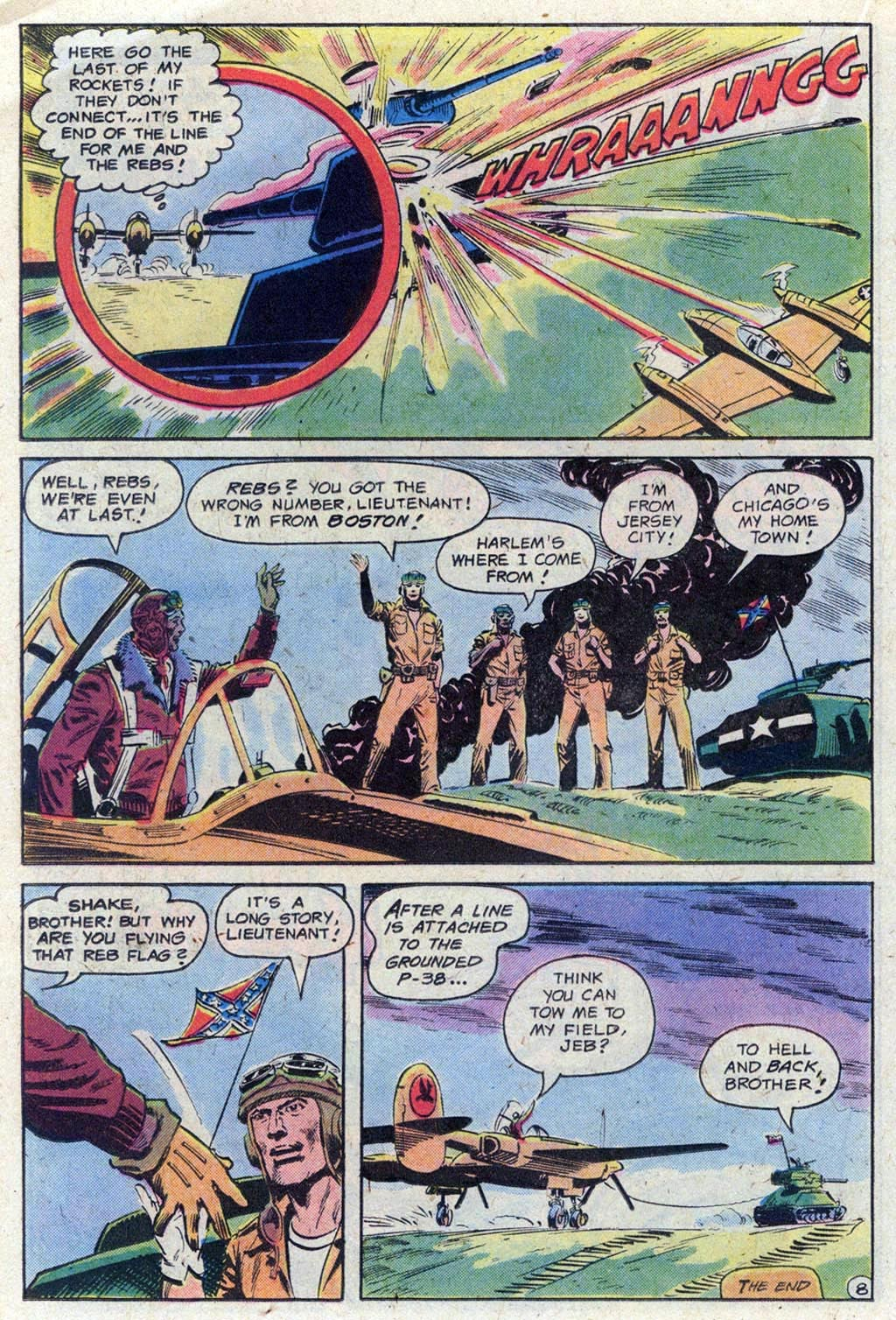 Read online All-Out War comic -  Issue #1 - 31