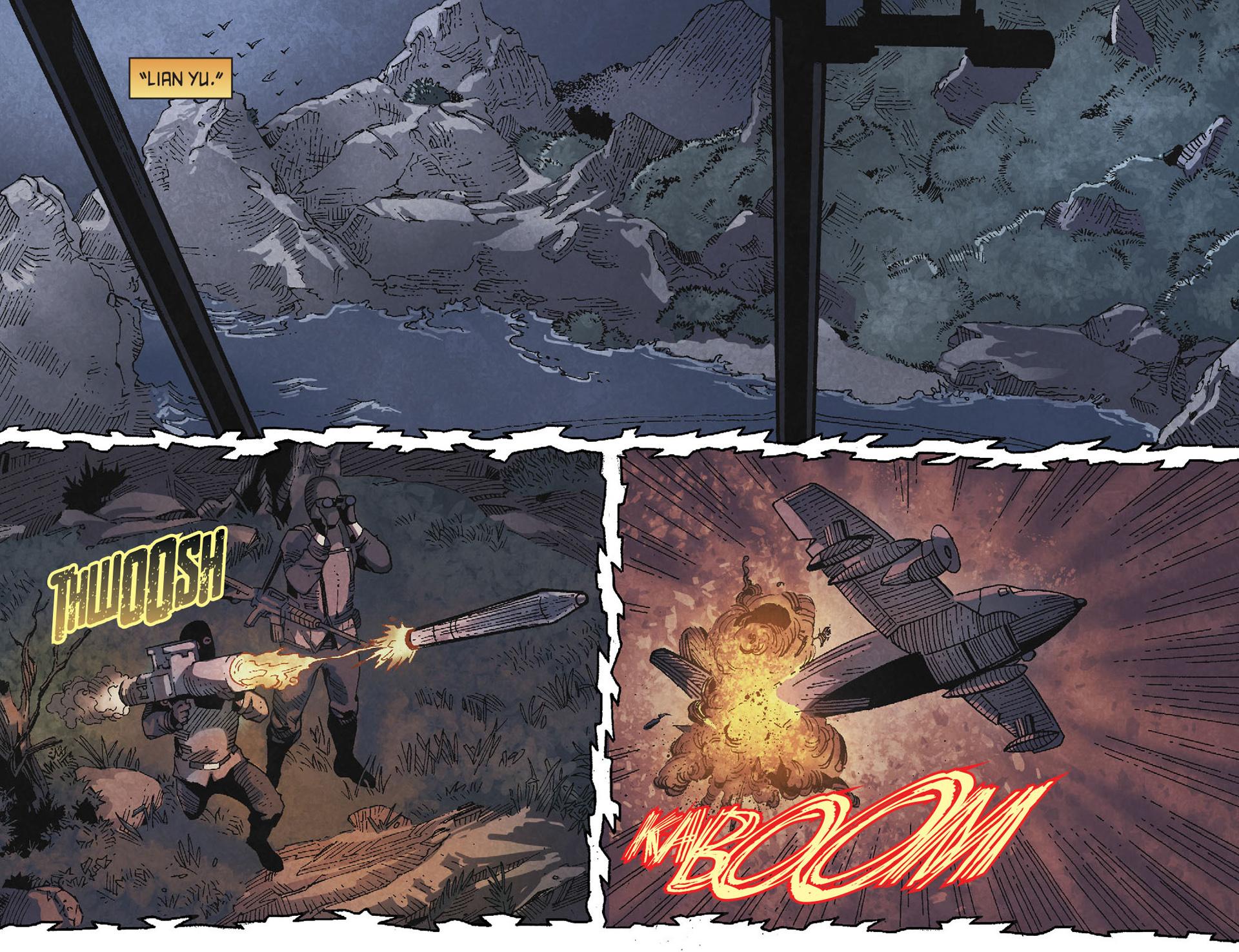 Read online Arrow [II] comic -  Issue #19 - 5