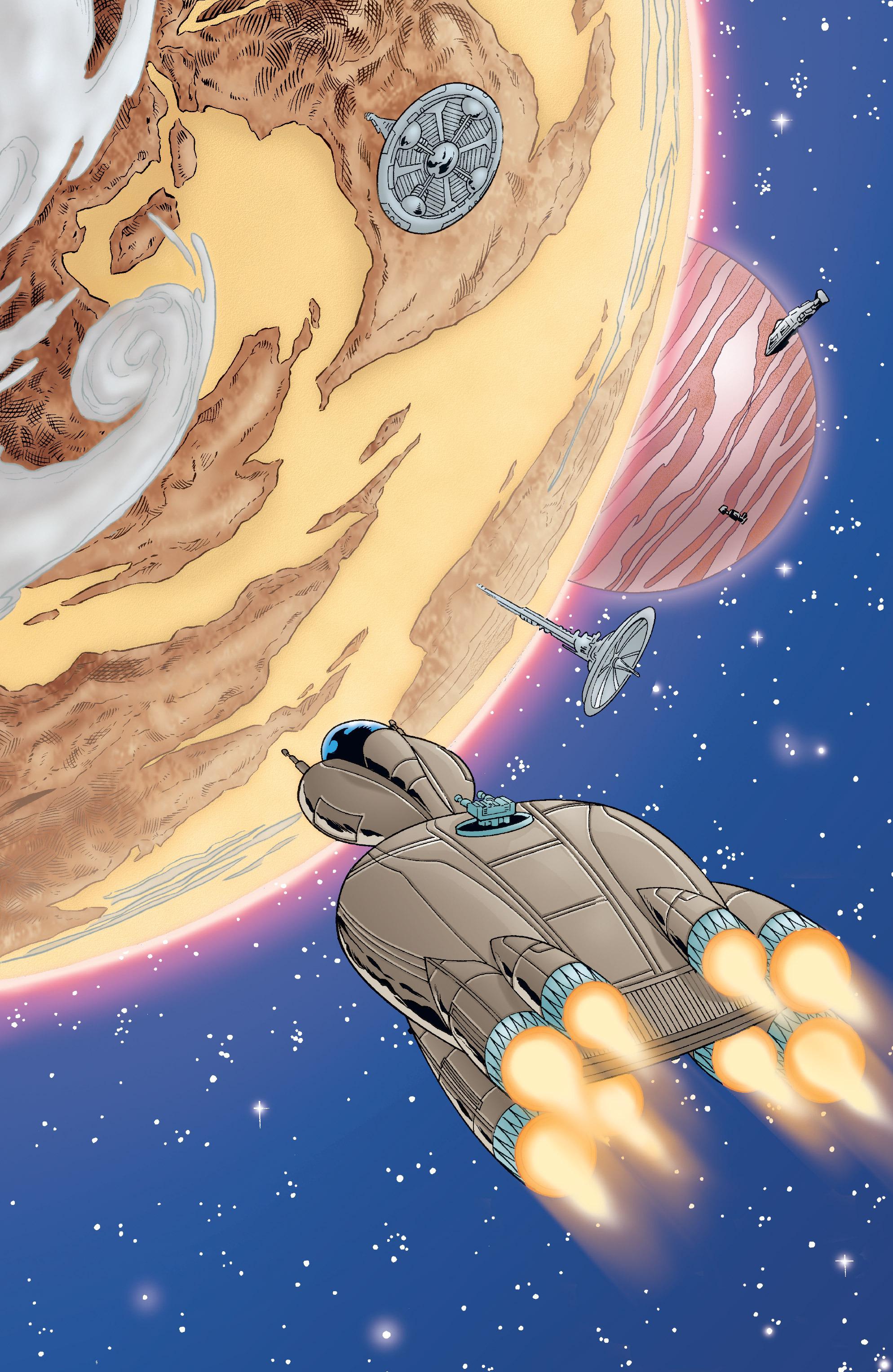 Read online Star Wars Omnibus comic -  Issue # Vol. 11 - 307