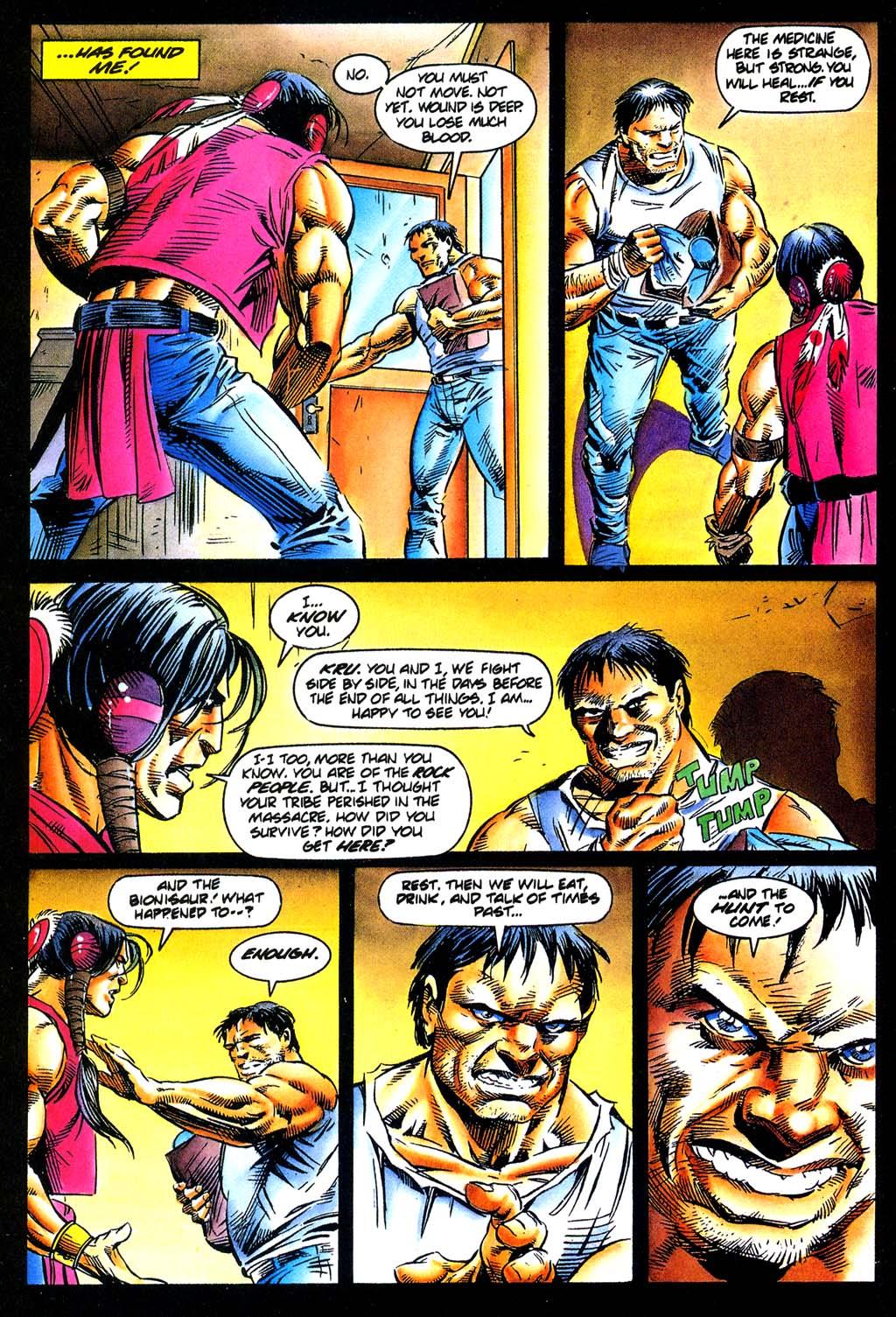 Read online Turok, Dinosaur Hunter (1993) comic -  Issue #29 - 14