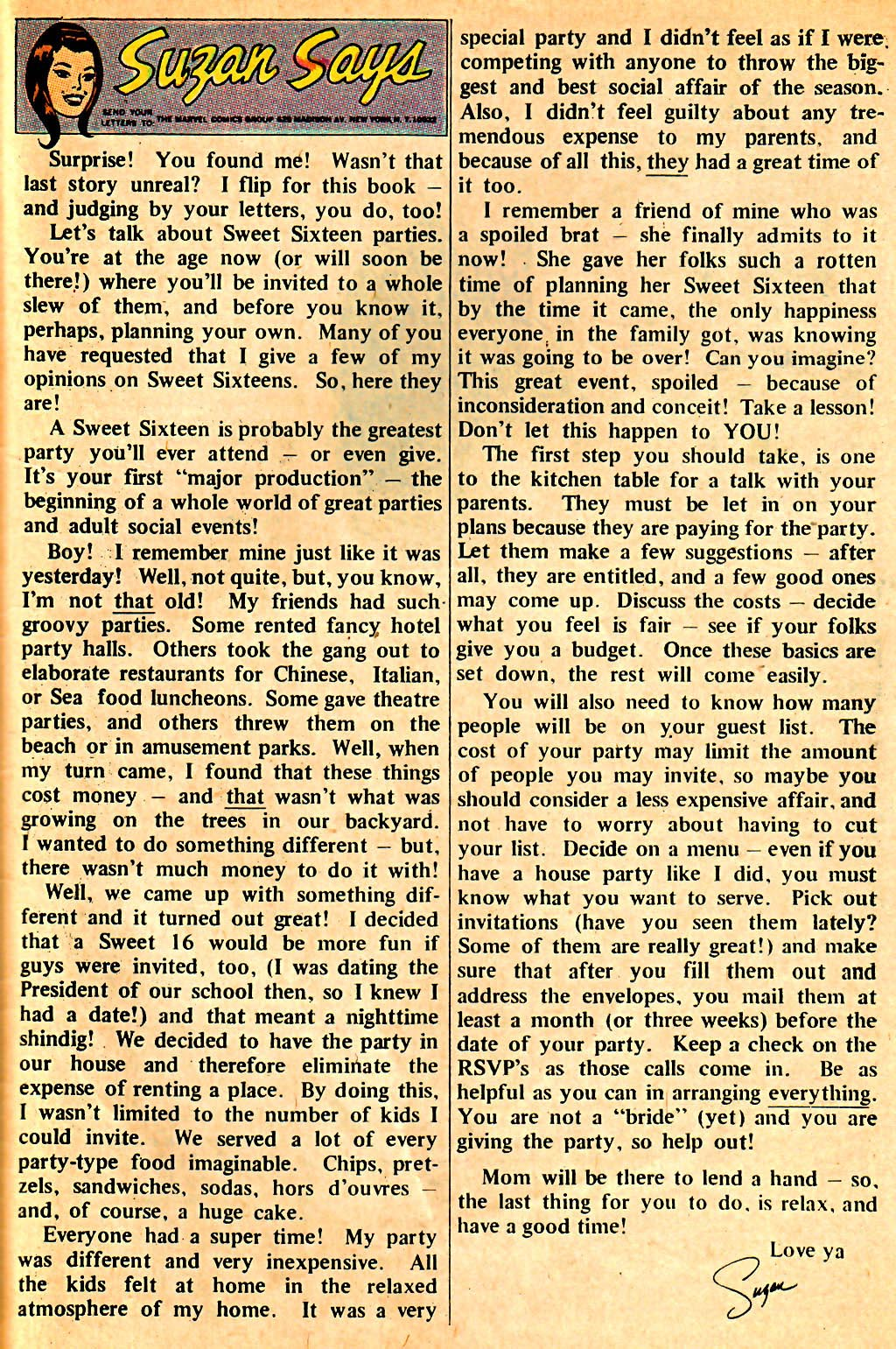 My Love (1969) issue 7 - Page 33