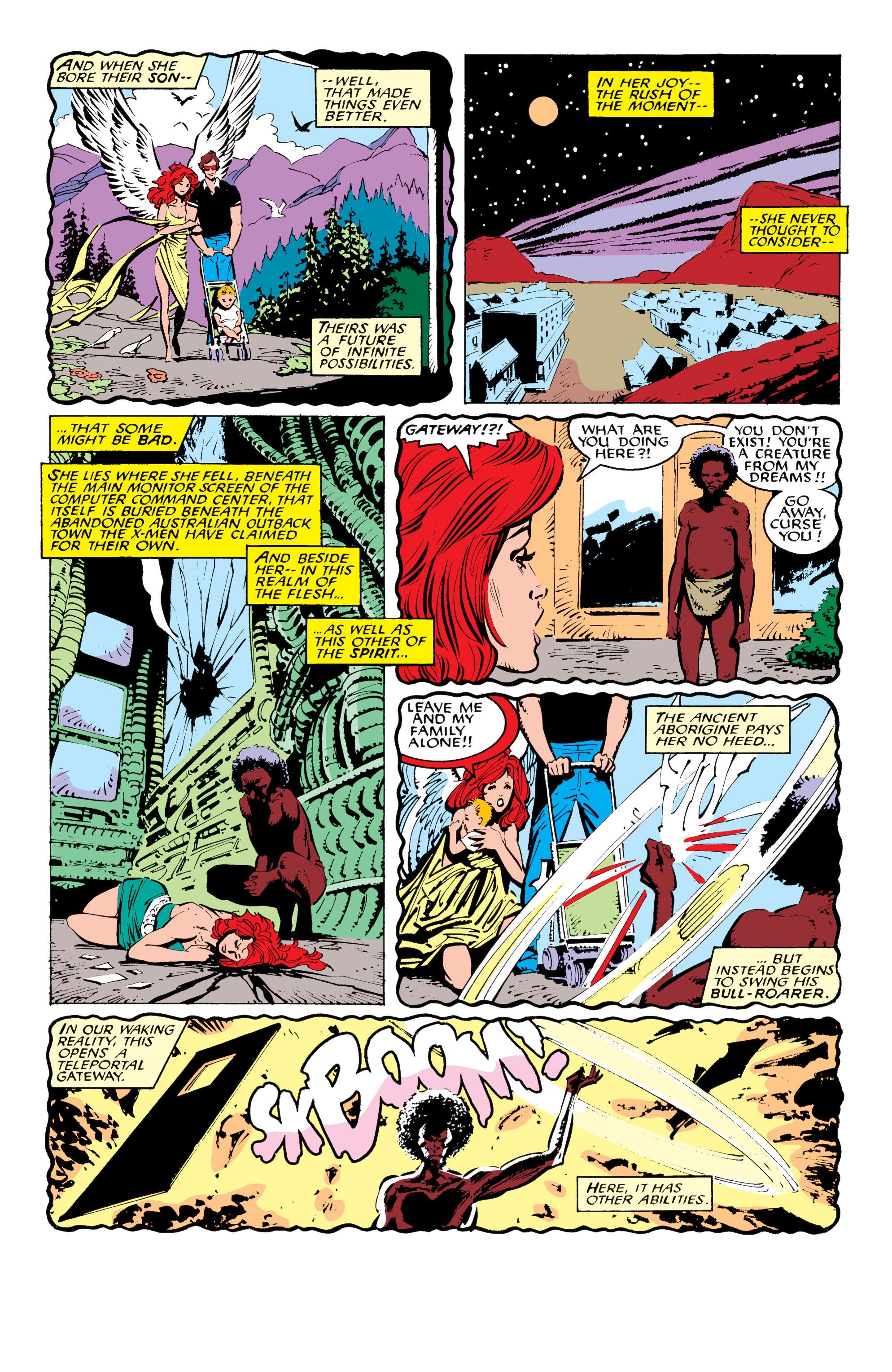 Read online Uncanny X-Men (1963) comic -  Issue #233 - 16