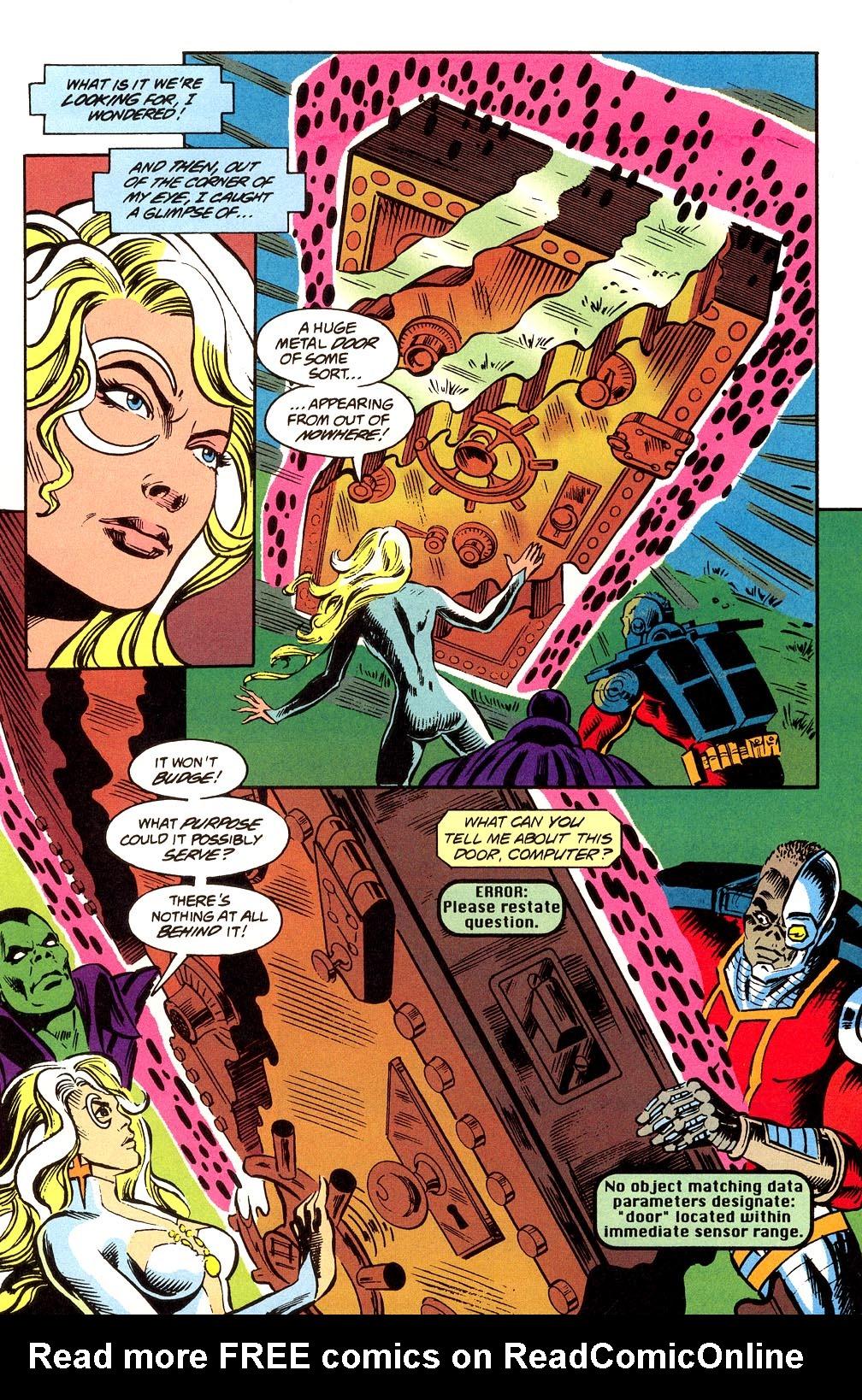 Read online Secret Defenders comic -  Issue #23 - 10