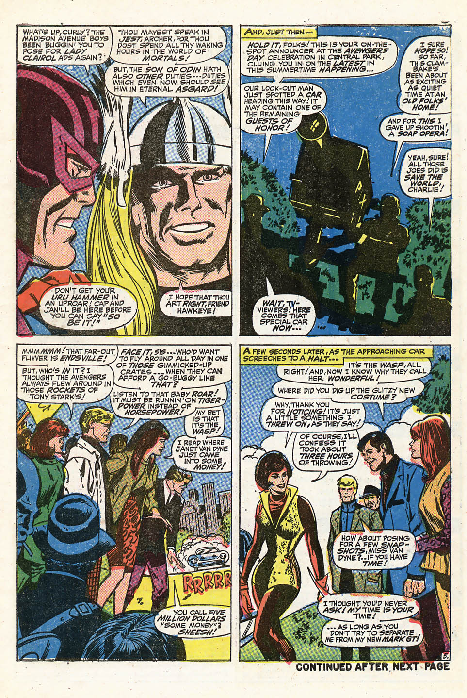The Avengers (1963) 45 Page 5