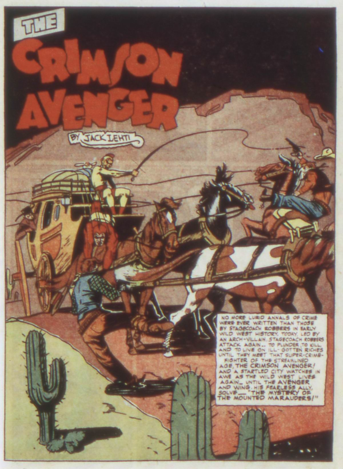Read online Detective Comics (1937) comic -  Issue #77 - 25
