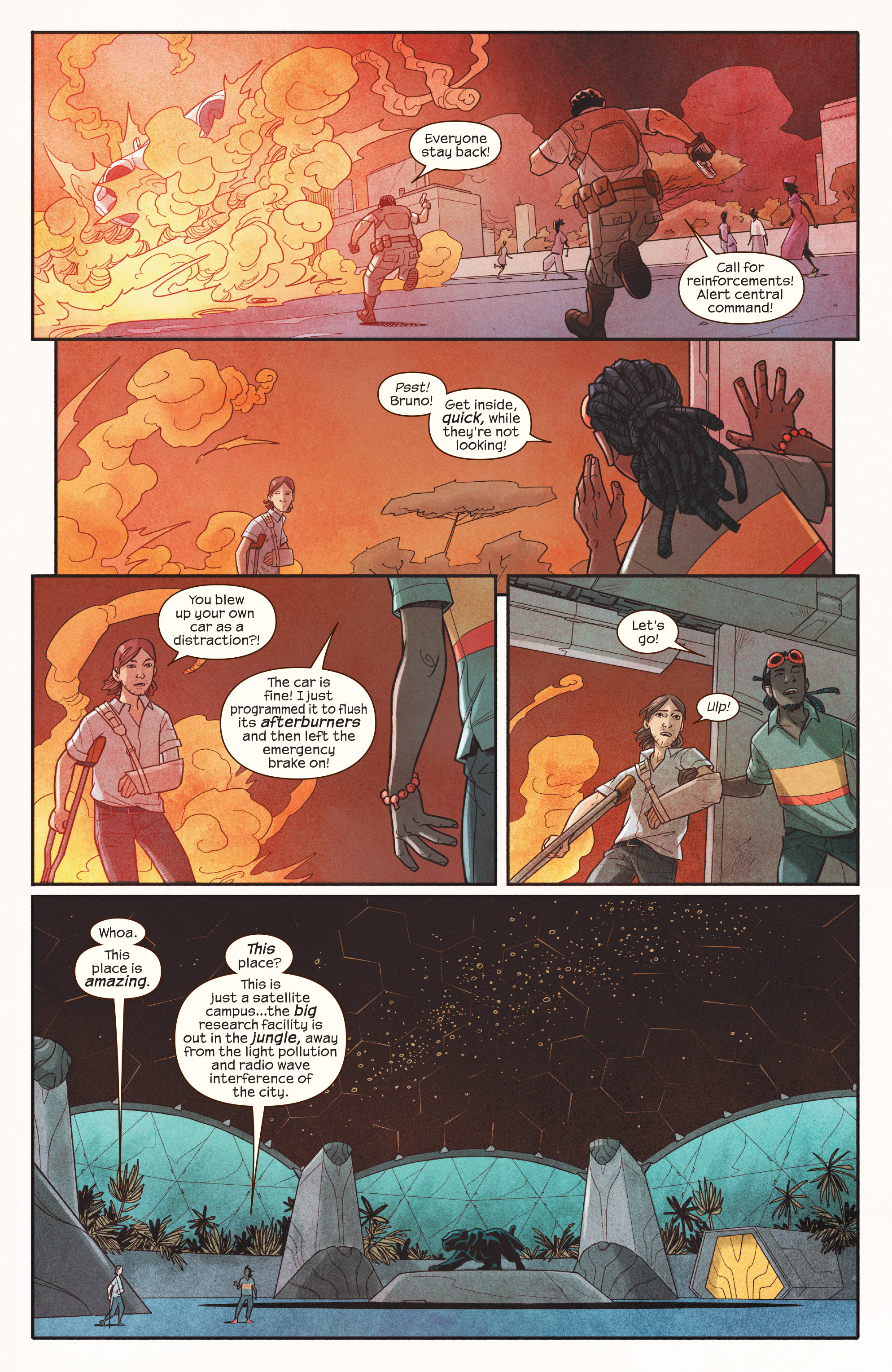 Read online Ms. Marvel (2016) comic -  Issue #18 - 11