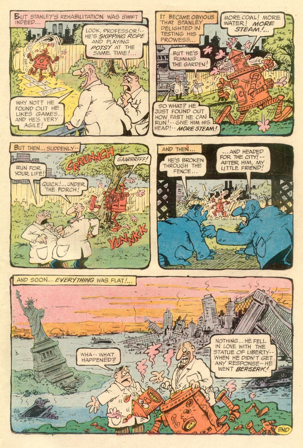 Read online Plop! comic -  Issue #21 - 11