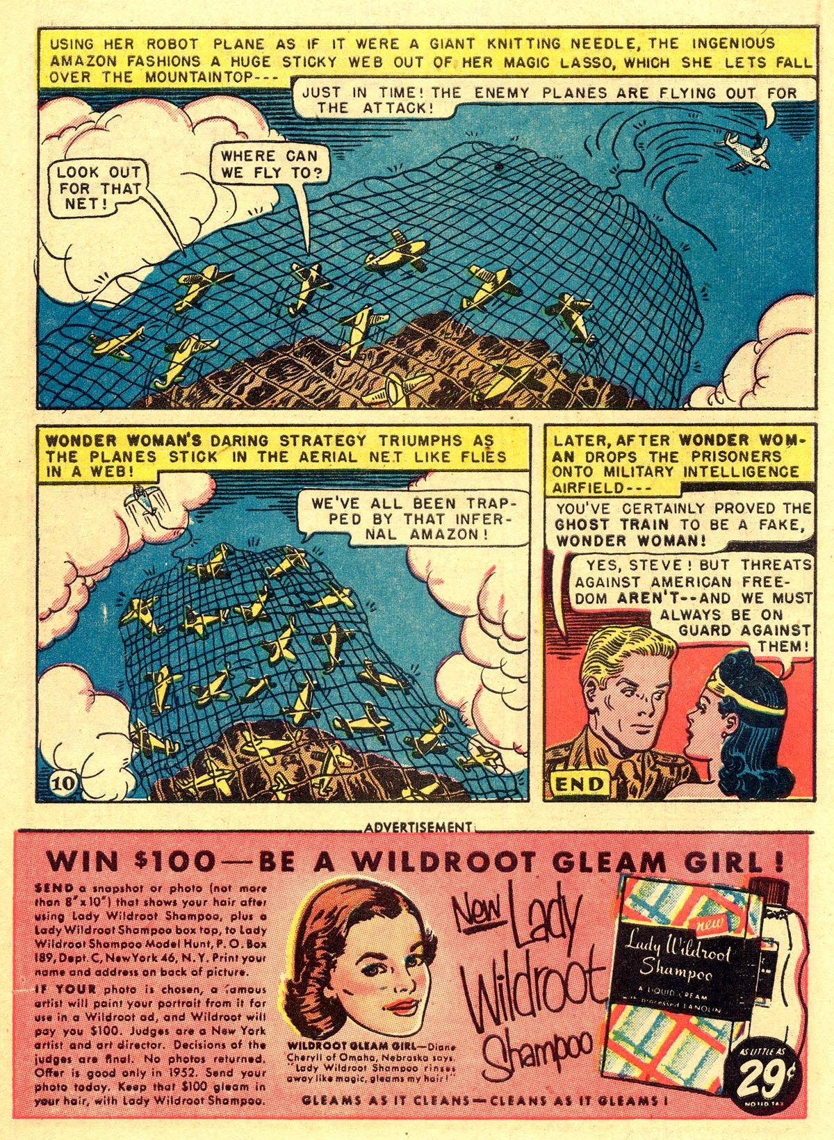 Read online Wonder Woman (1942) comic -  Issue #55 - 12