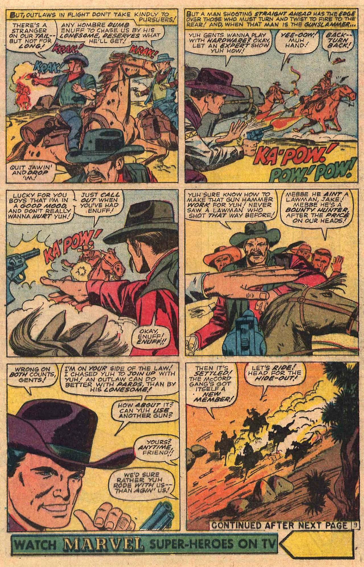 Read online Two-Gun Kid comic -  Issue #84 - 12