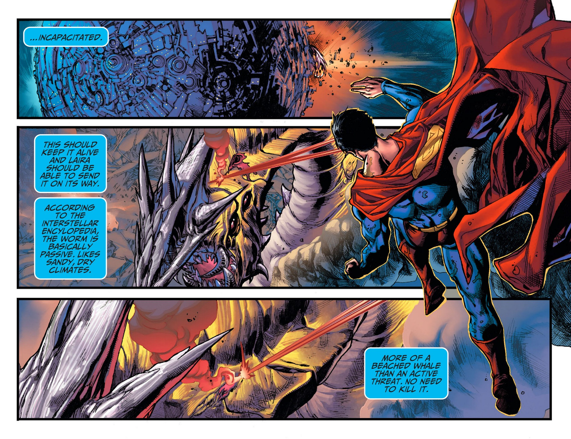 Read online Adventures of Superman [I] comic -  Issue #7 - 19