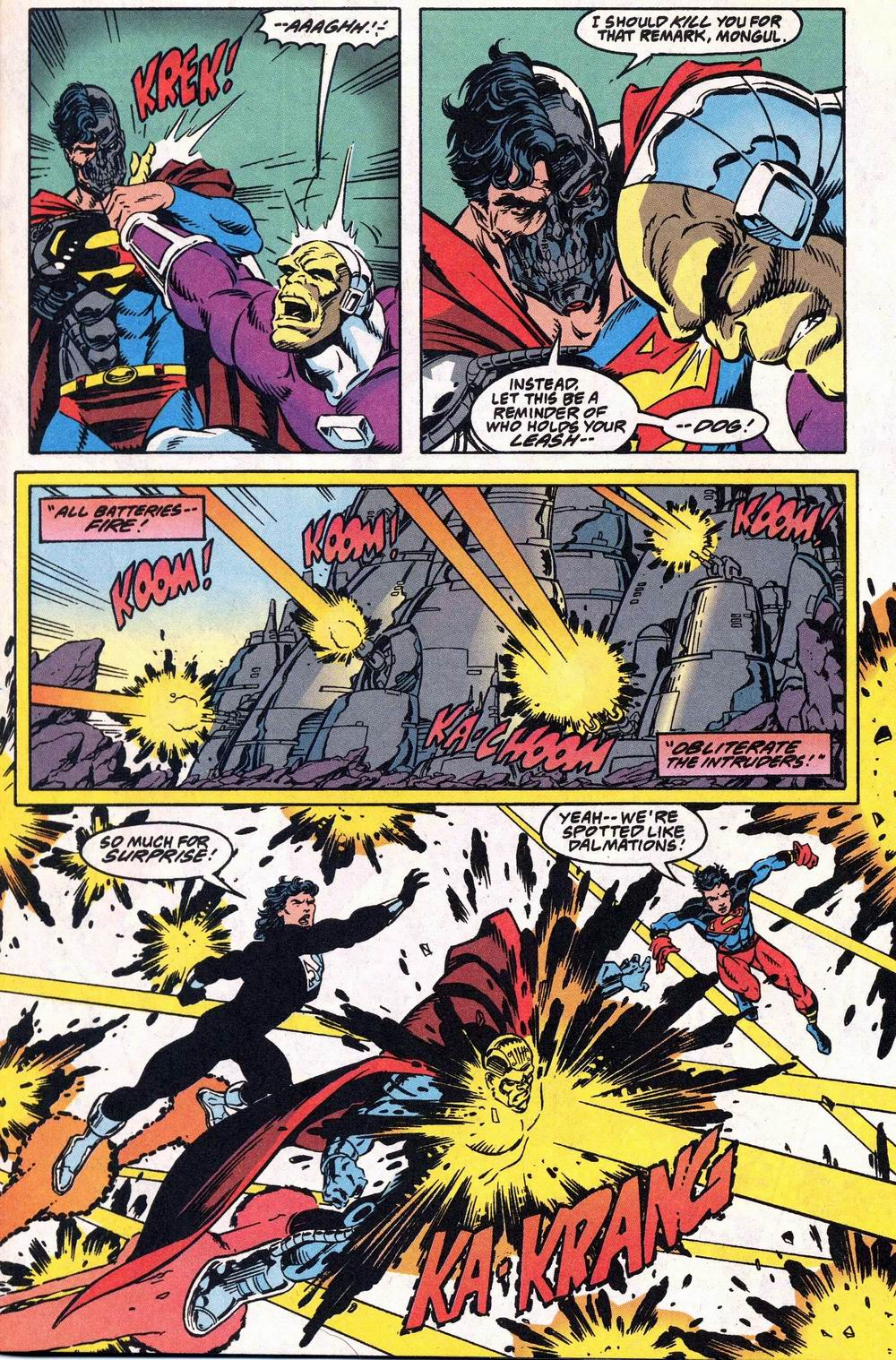 Read online Adventures of Superman (1987) comic -  Issue #504 - 6