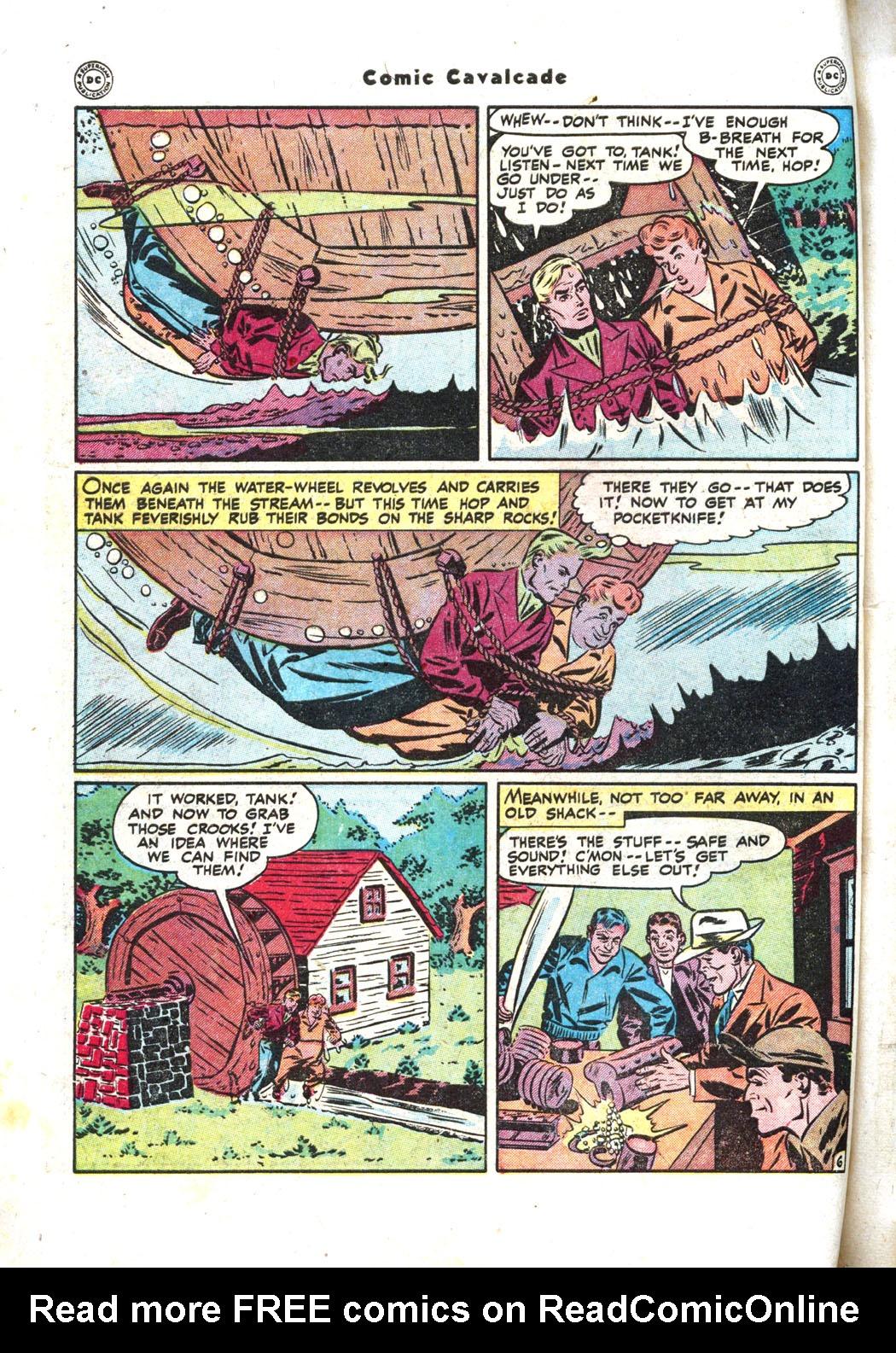 Comic Cavalcade issue 26 - Page 54