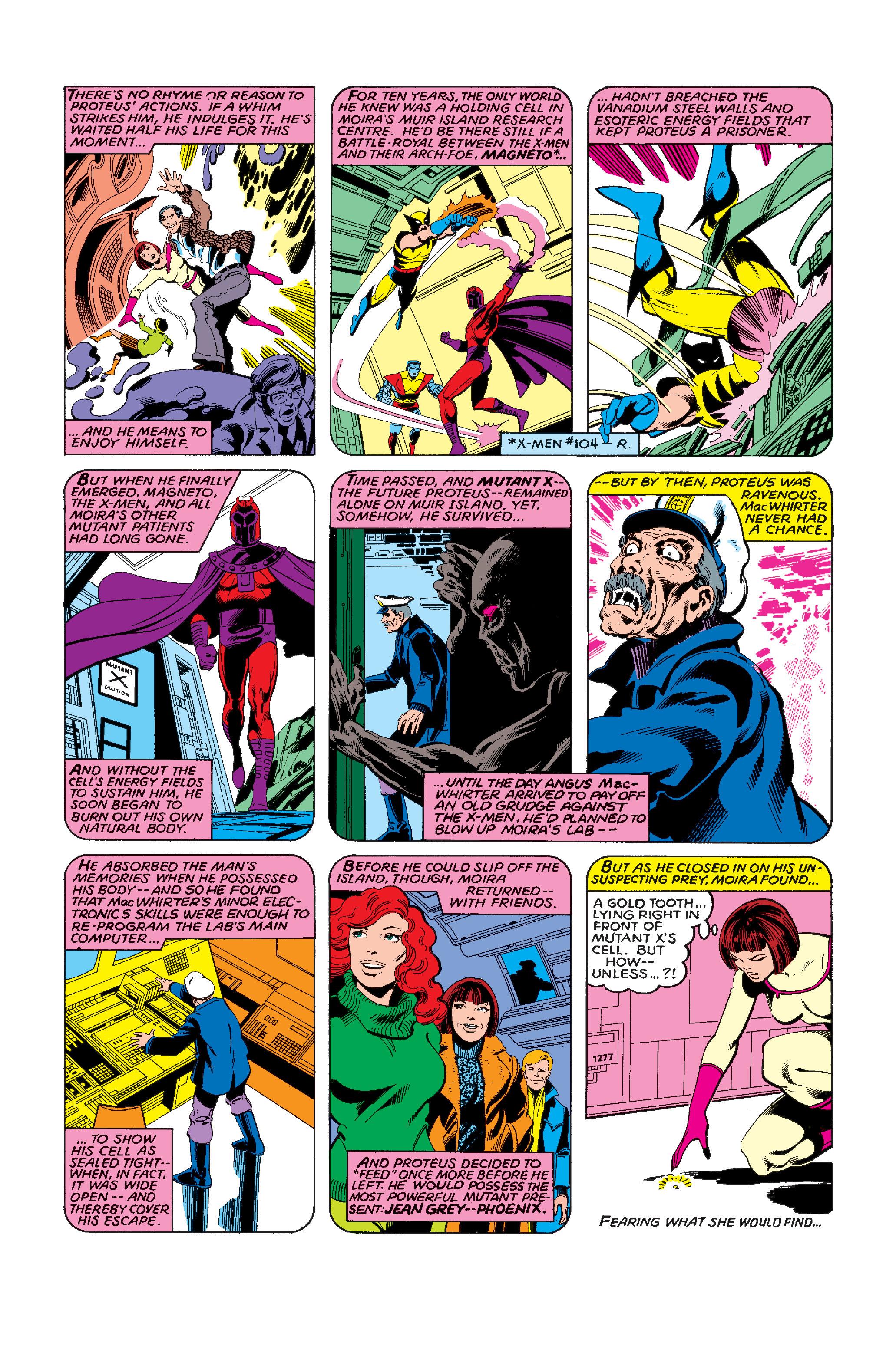 Read online Uncanny X-Men (1963) comic -  Issue #128 - 5